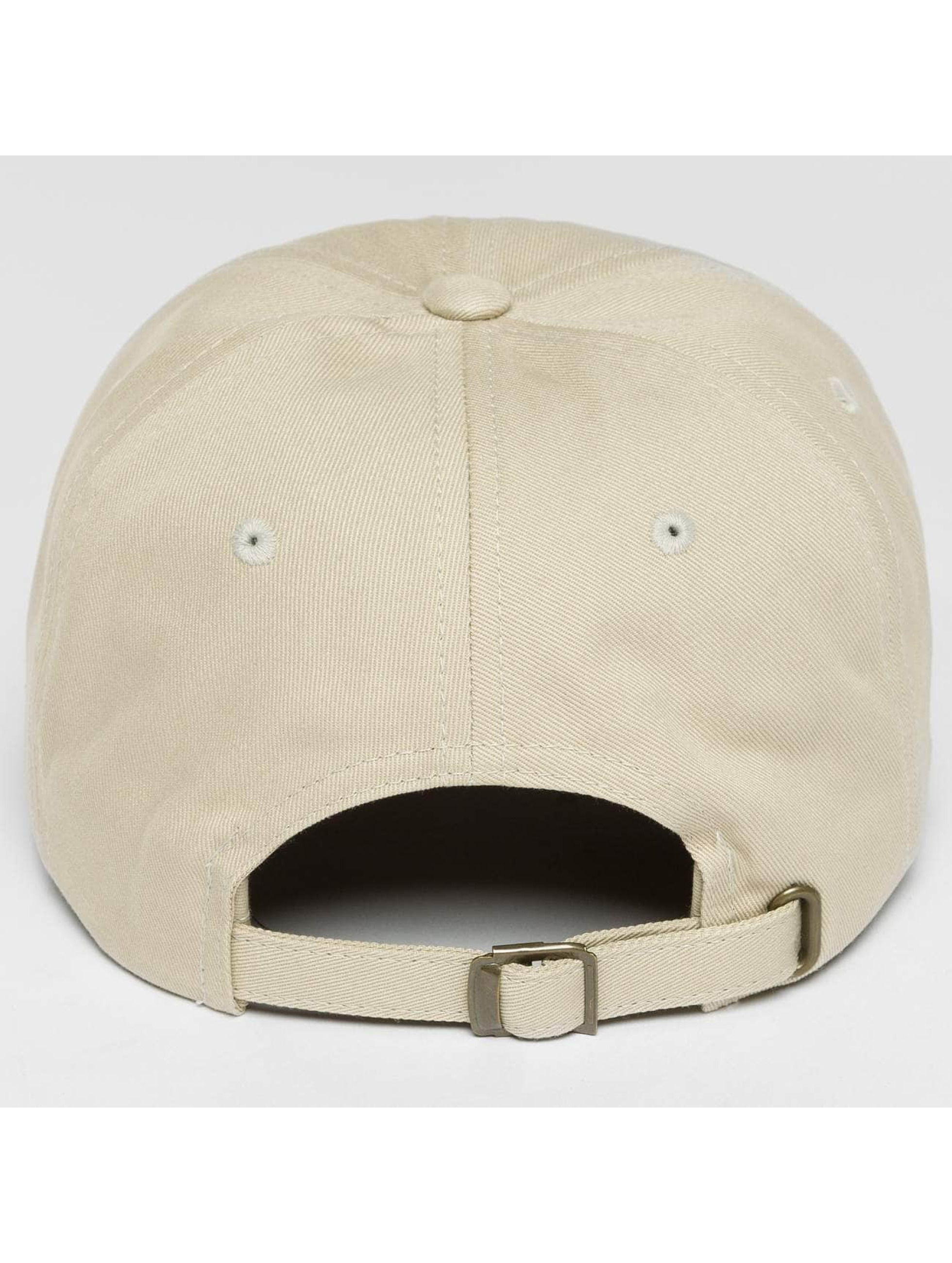 Flexfit Snapback Caps Low Profile Cotton Twill bezowy