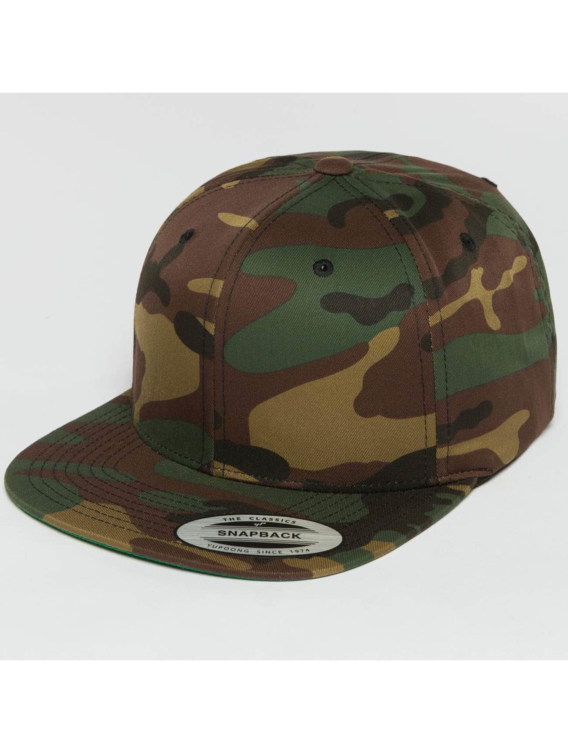 Flexfit Snapback Caps Camo Classic camouflage