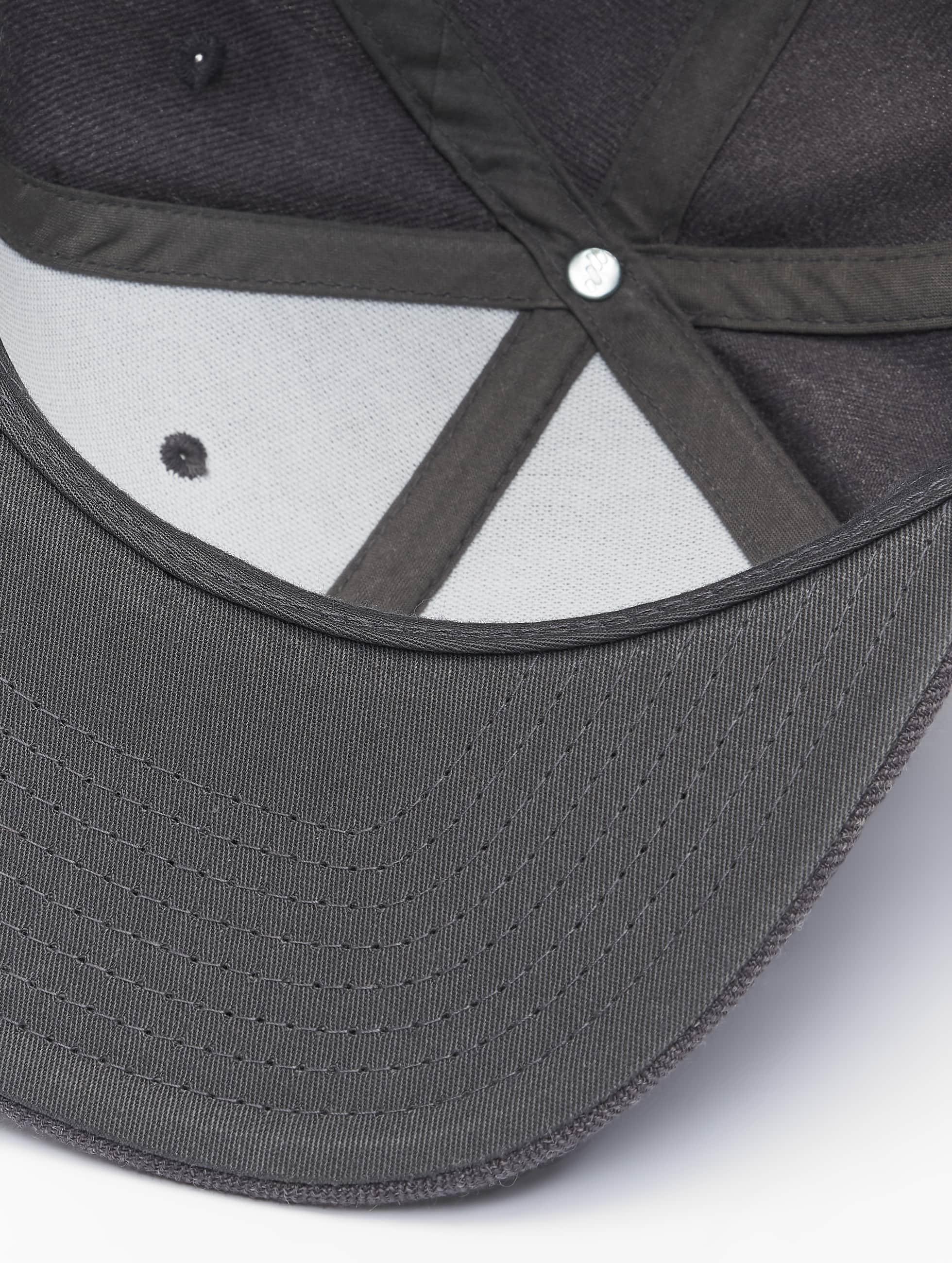 Flexfit Snapback Caps Classic grå