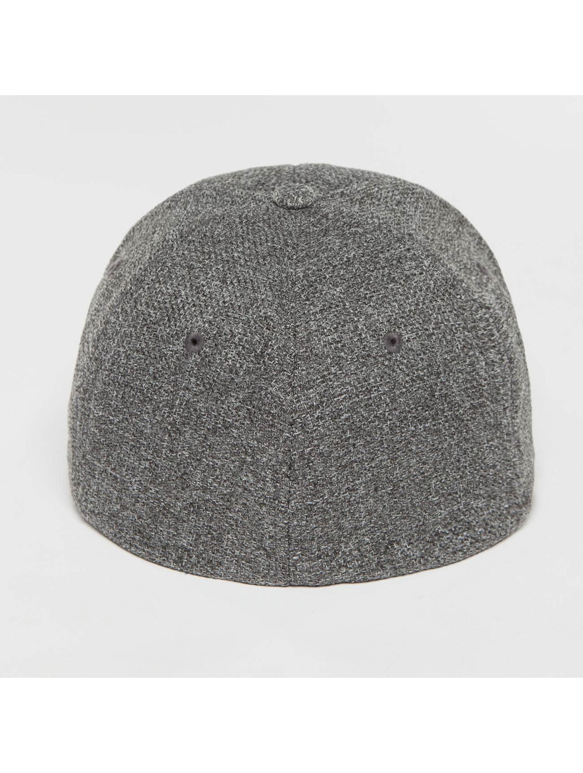 Flexfit Snapback Caps Melange grå