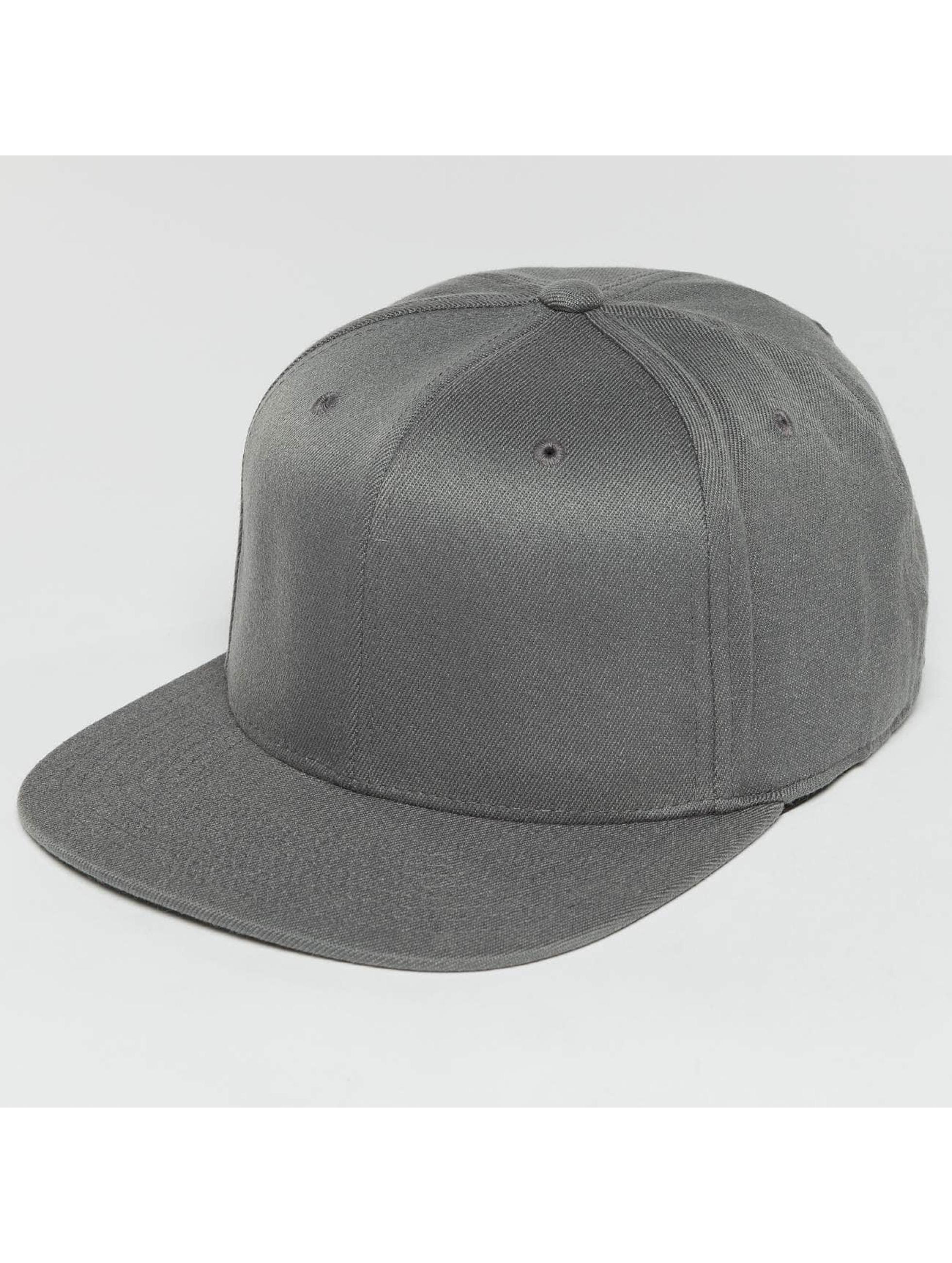 Flexfit Snapback Caps 110 harmaa