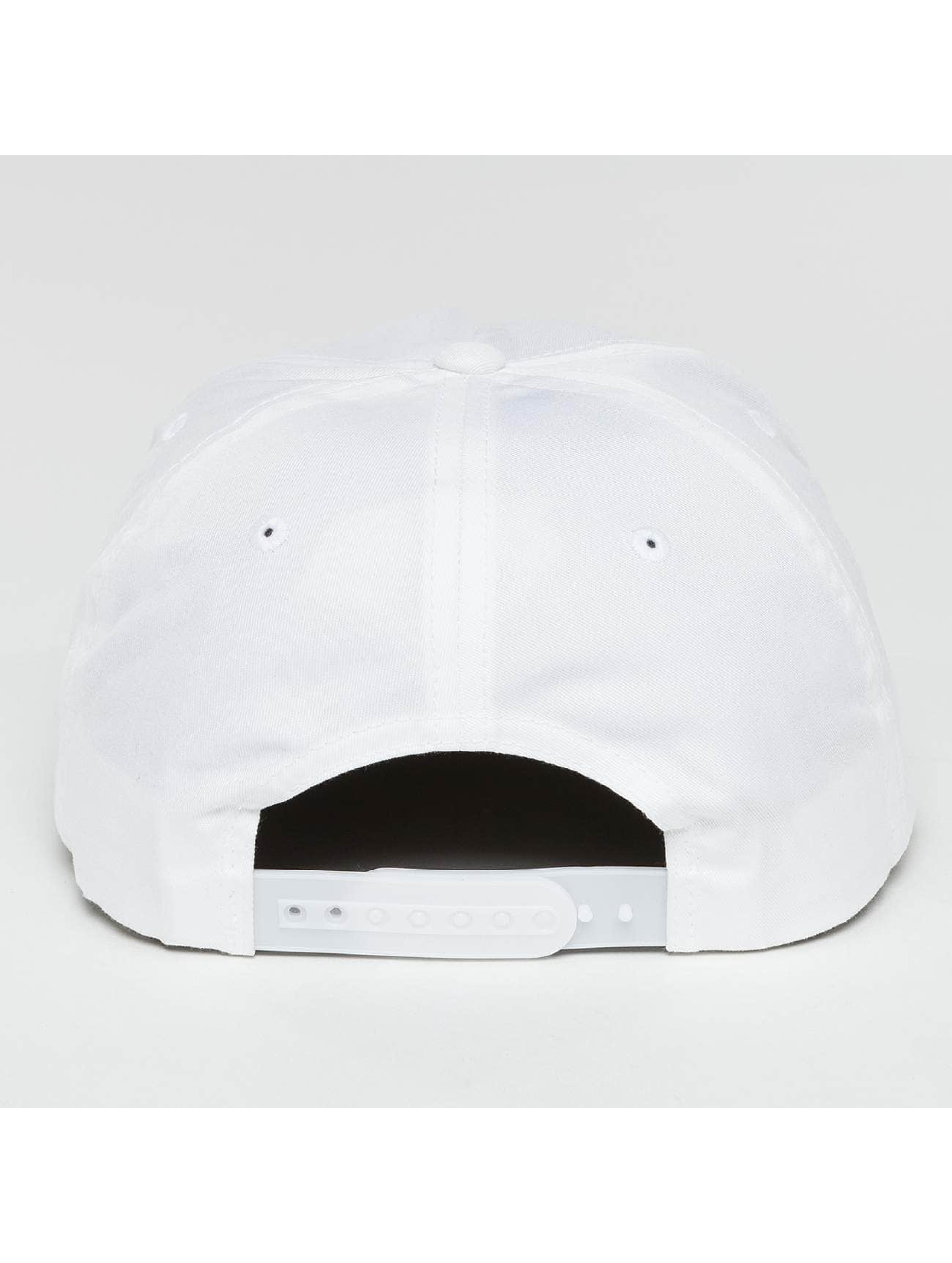 Flexfit Snapback Caps Unstructured hvit