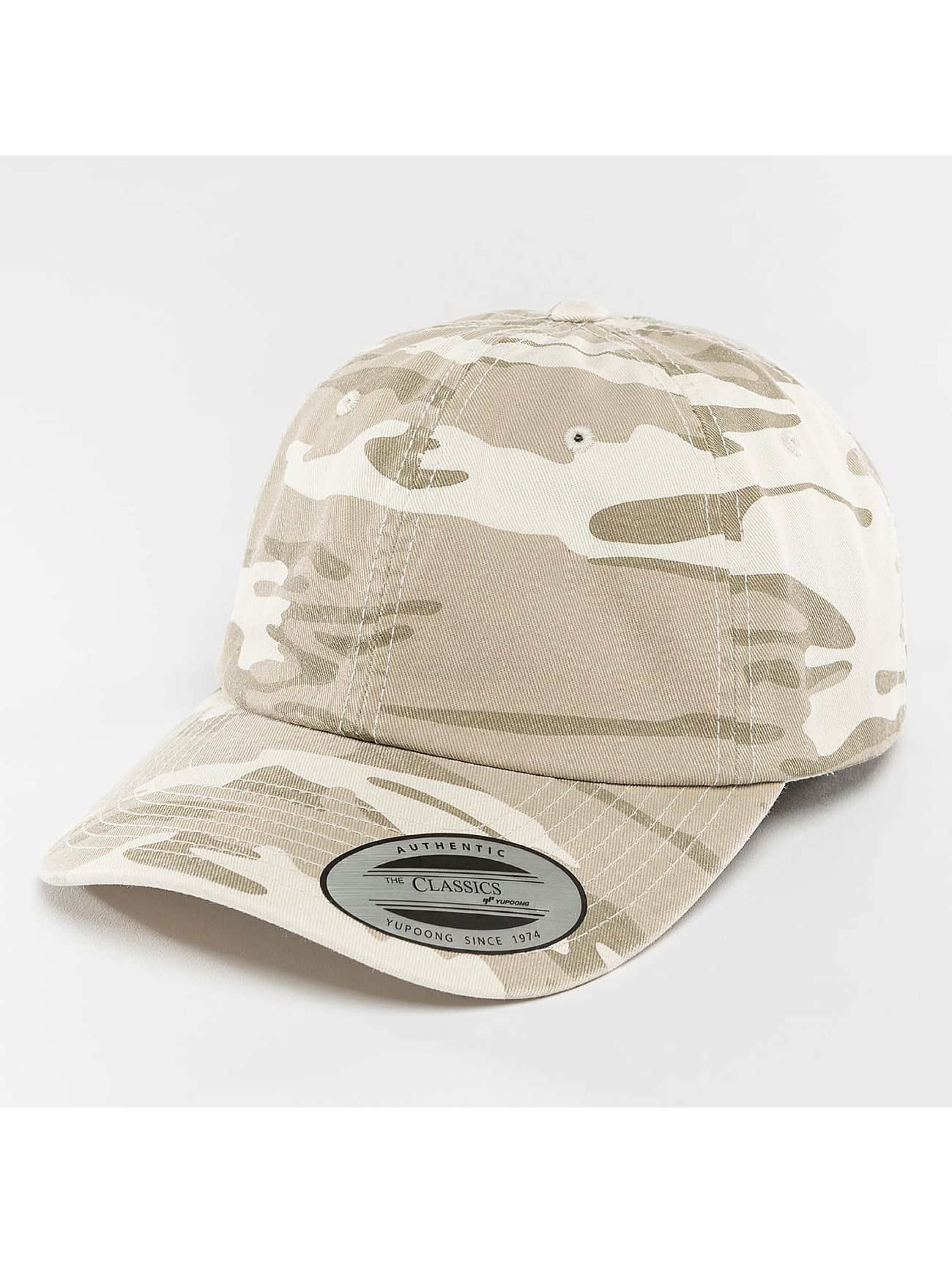 Flexfit Snapback Caps Low Profile Camo Washed kamuflasje
