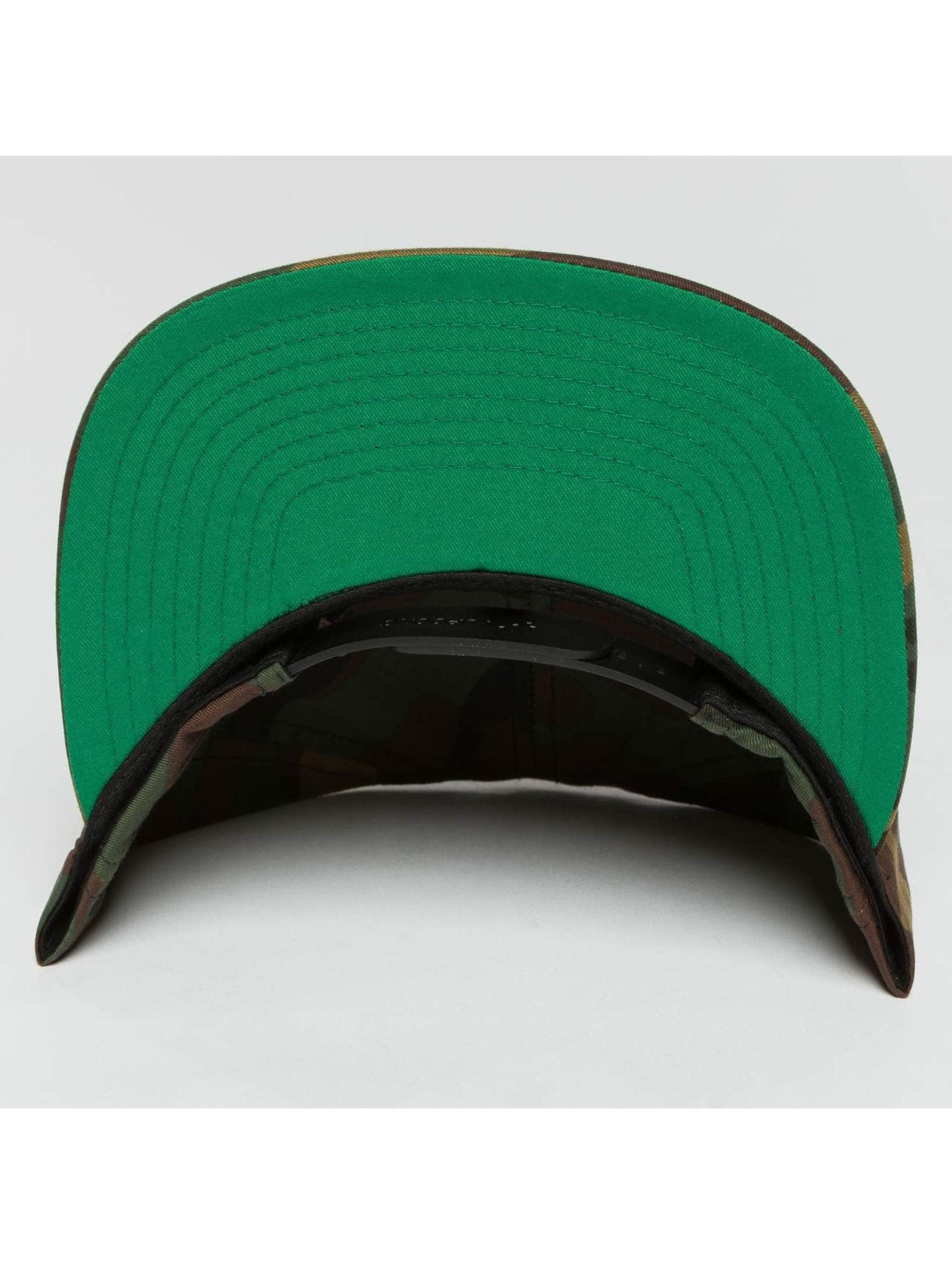 Flexfit Snapback Caps Camo Classic kamuflasje