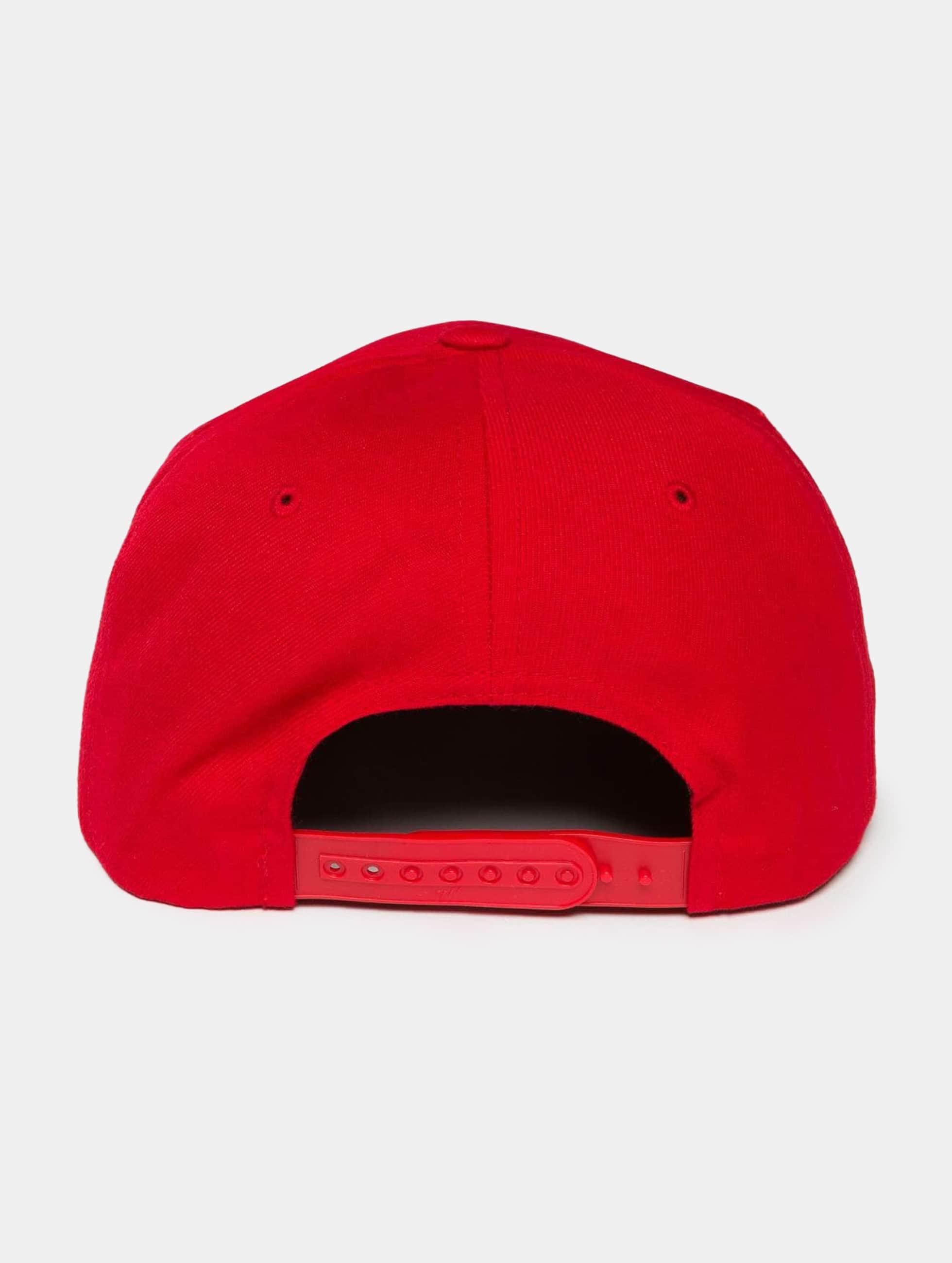 Flexfit Snapback Caps Classic rød