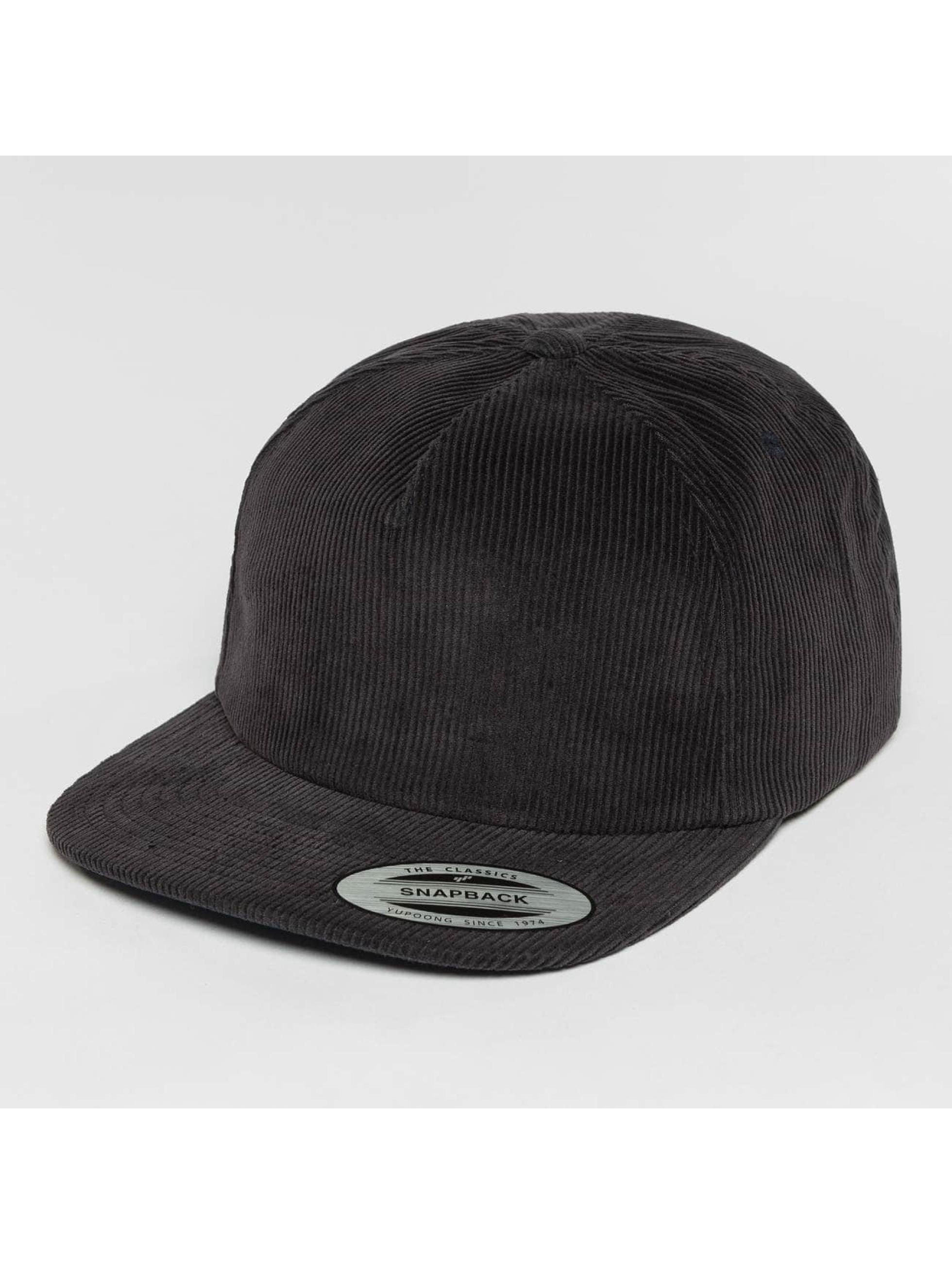 Flexfit Snapback Caps Premium Corduroy sininen