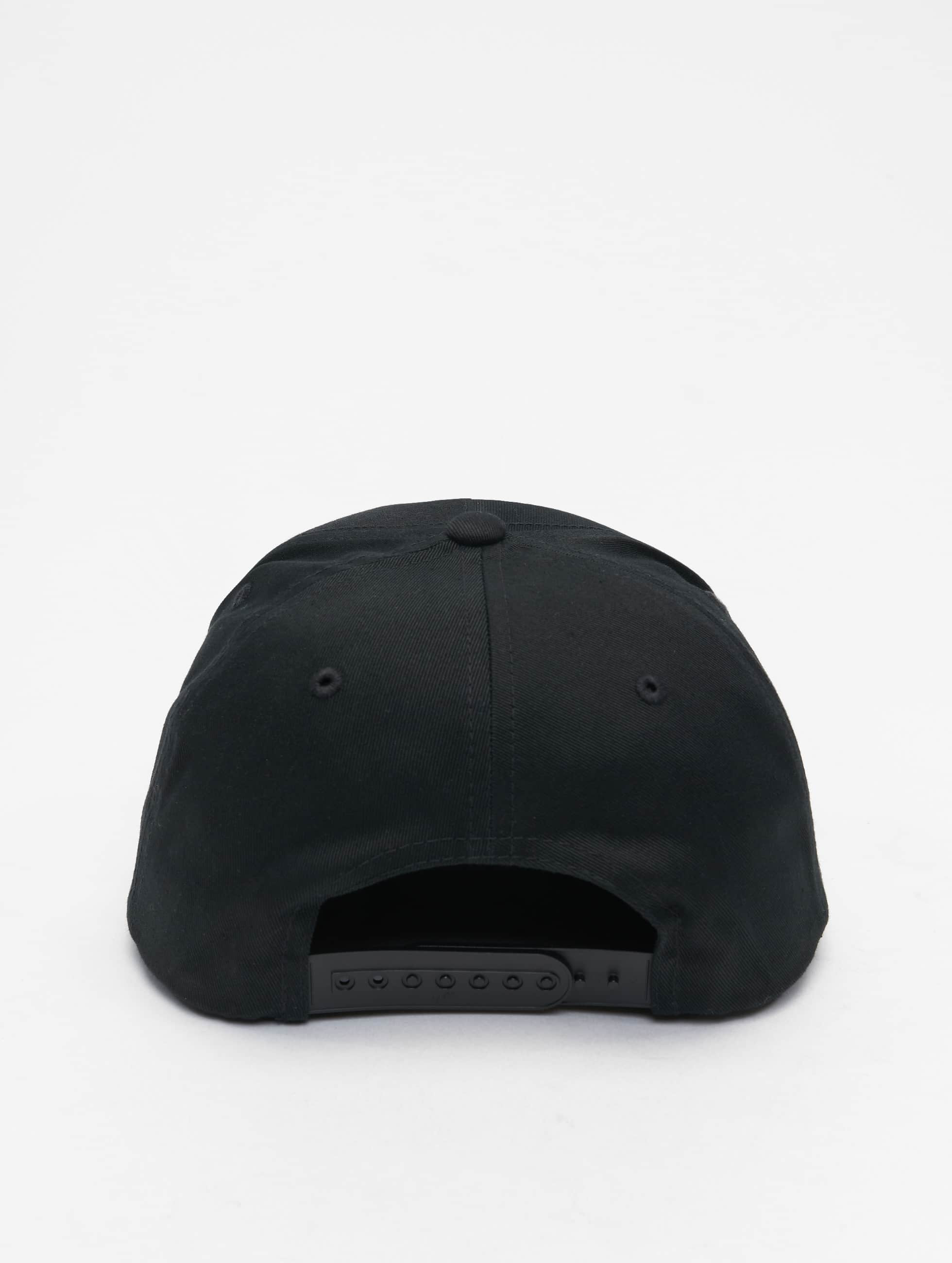 Flexfit Snapback Caps Classic 5 Panel sort