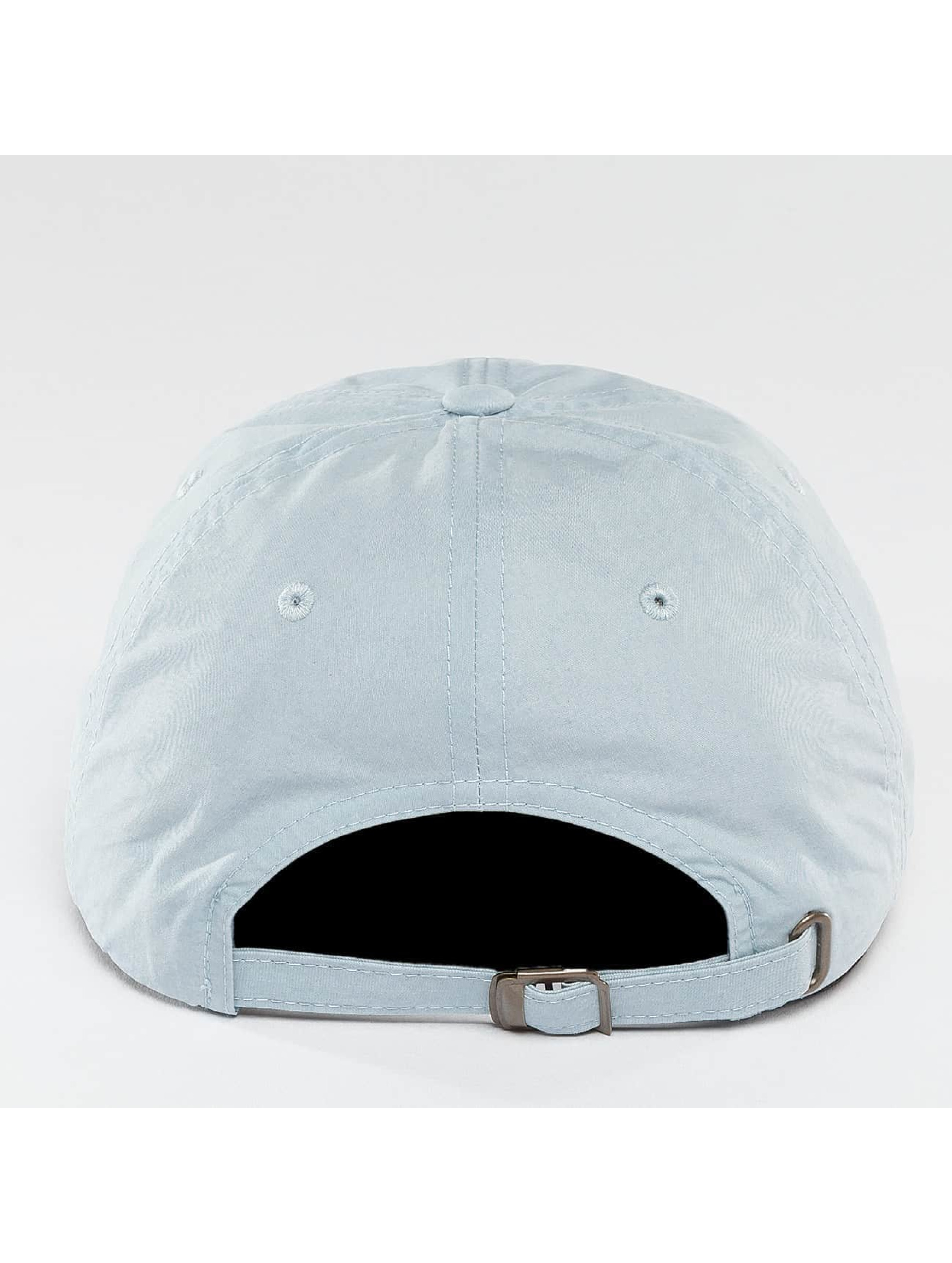 Flexfit Snapback Low Profile Washed modrá