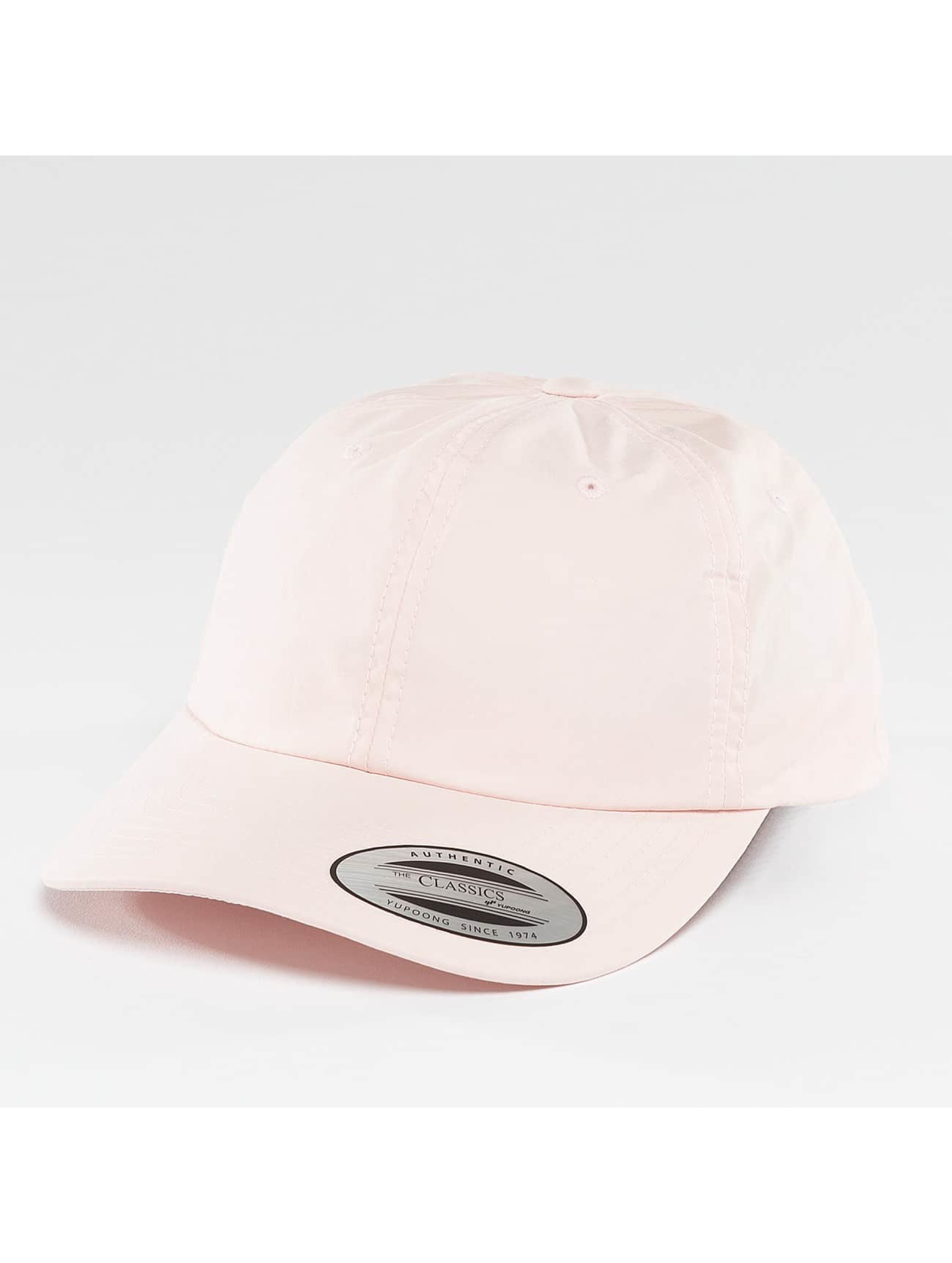 Flexfit Snapback Low Profile Washed pink