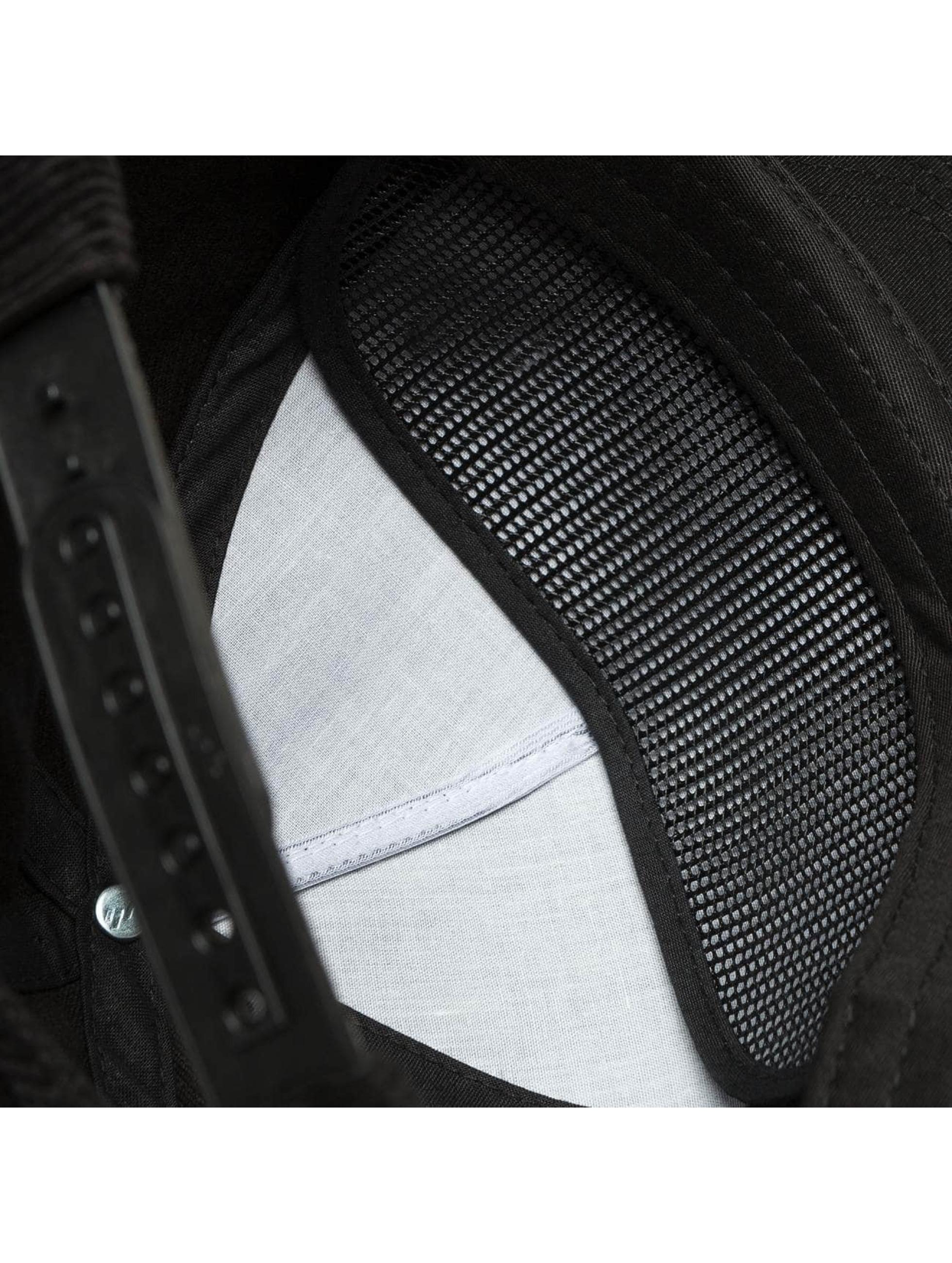 Flexfit Snapbackkeps Premium Corduroy svart