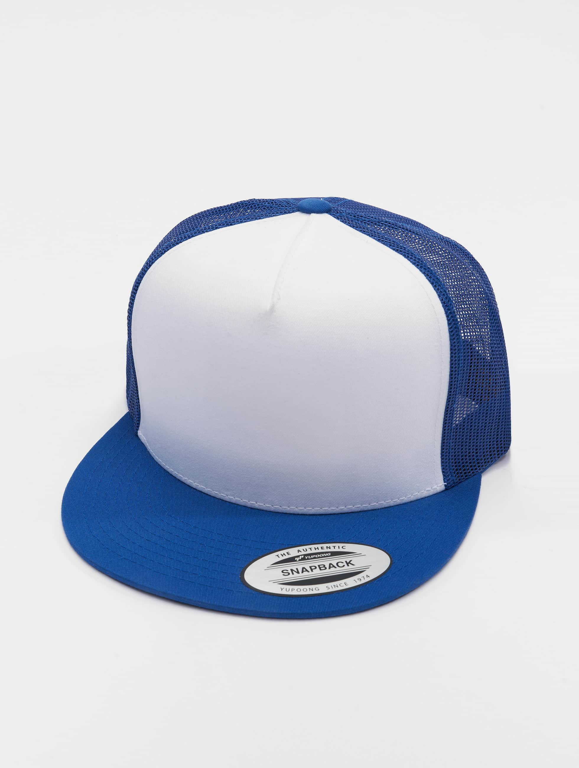 Flexfit Trucker Cap Classic blau