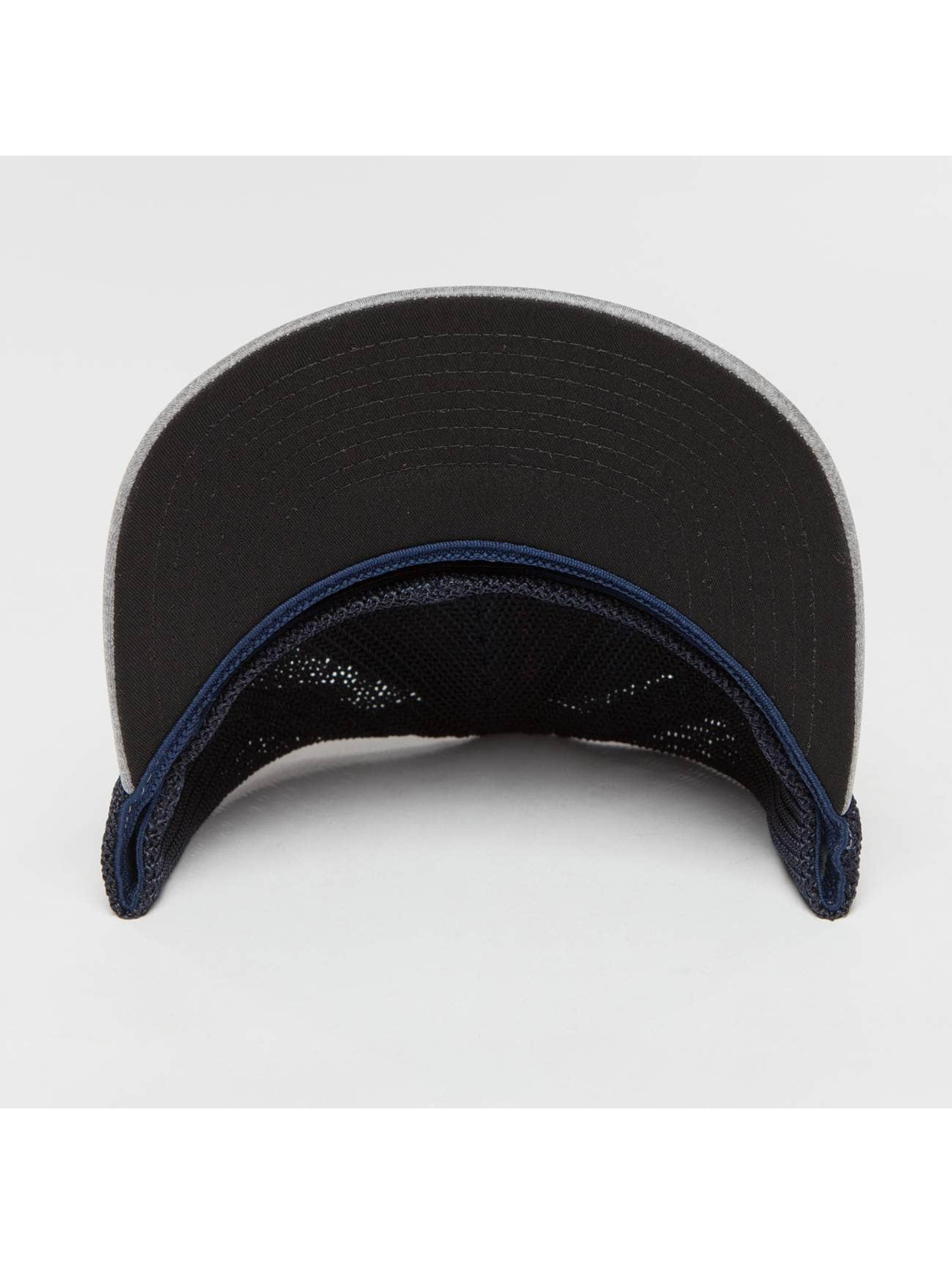 Flexfit Trucker Cap Melange grau