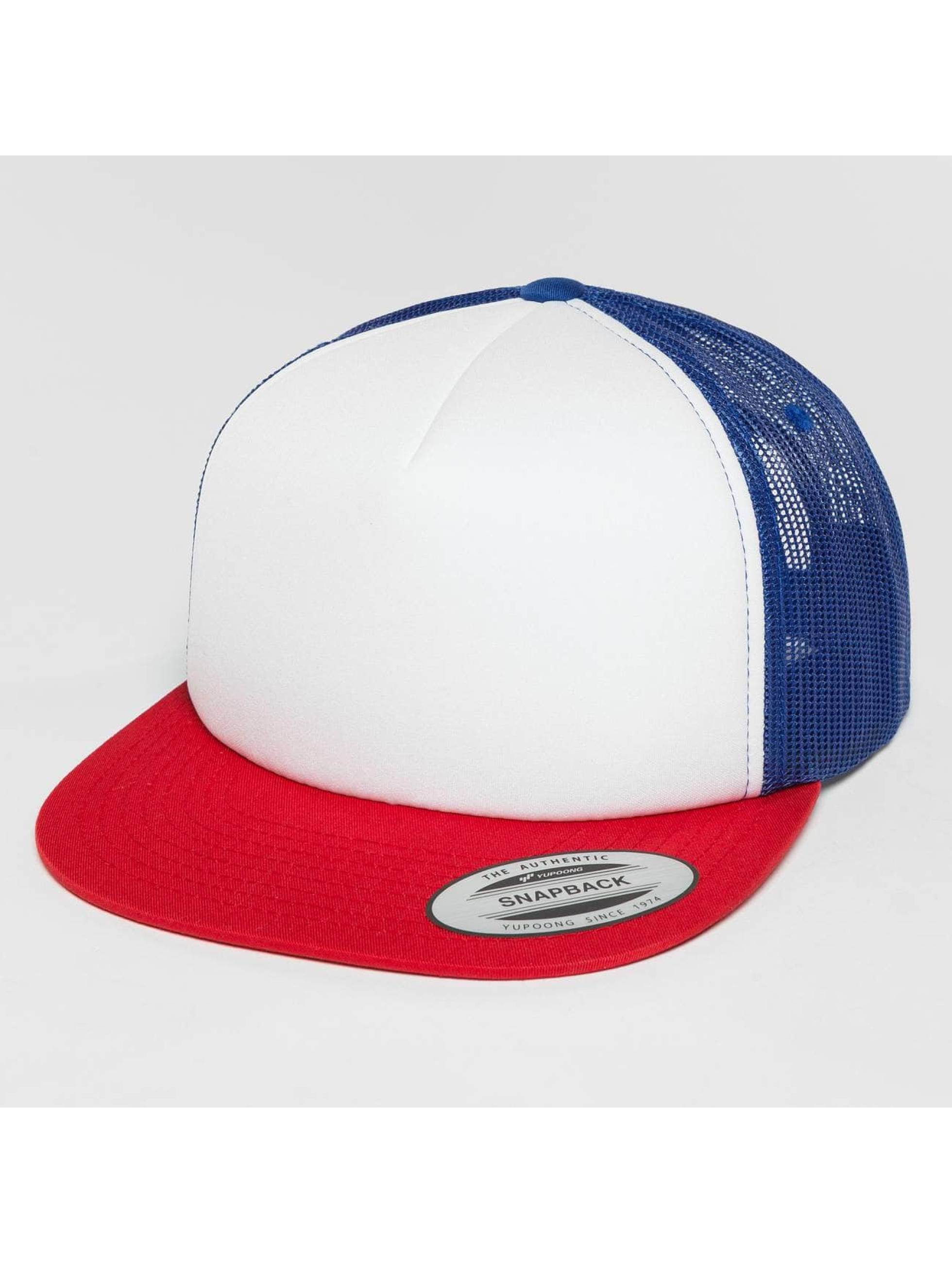 Flexfit Trucker Cap Foam red