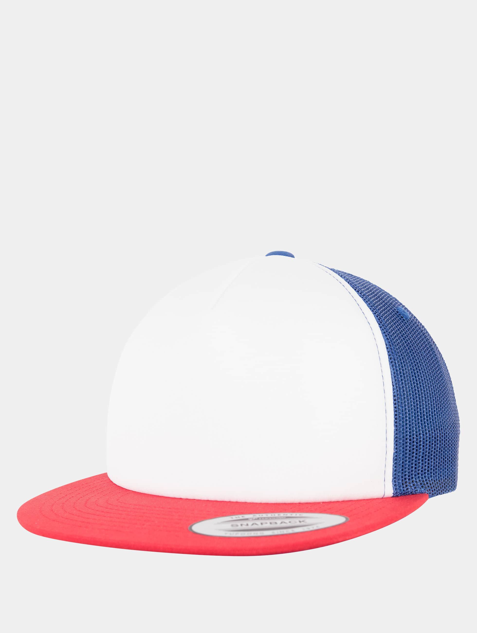 Flexfit trucker cap Foam rood