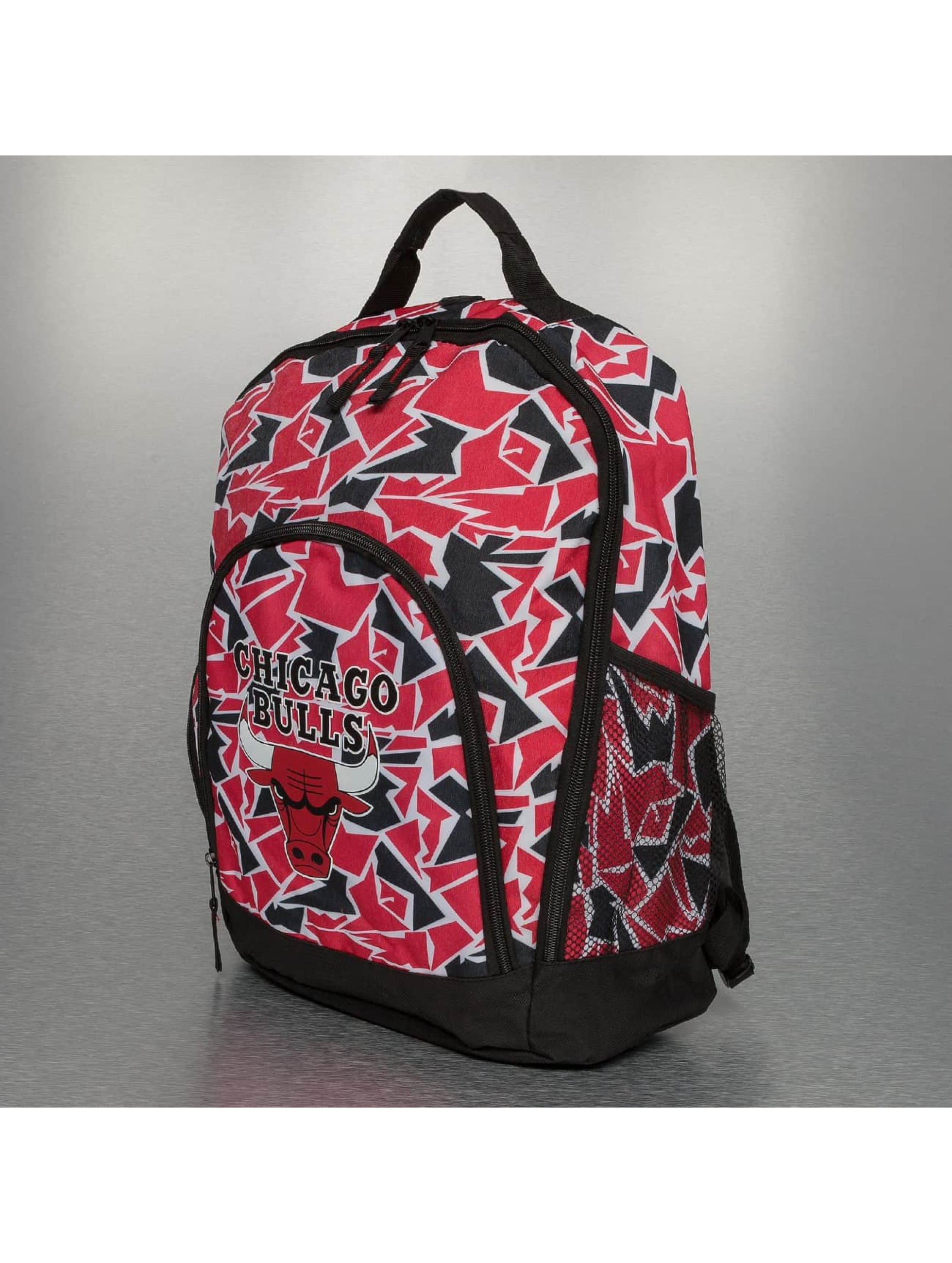 Forever Collectibles Рюкзак NBA Camouflage Chicago Bulls красный
