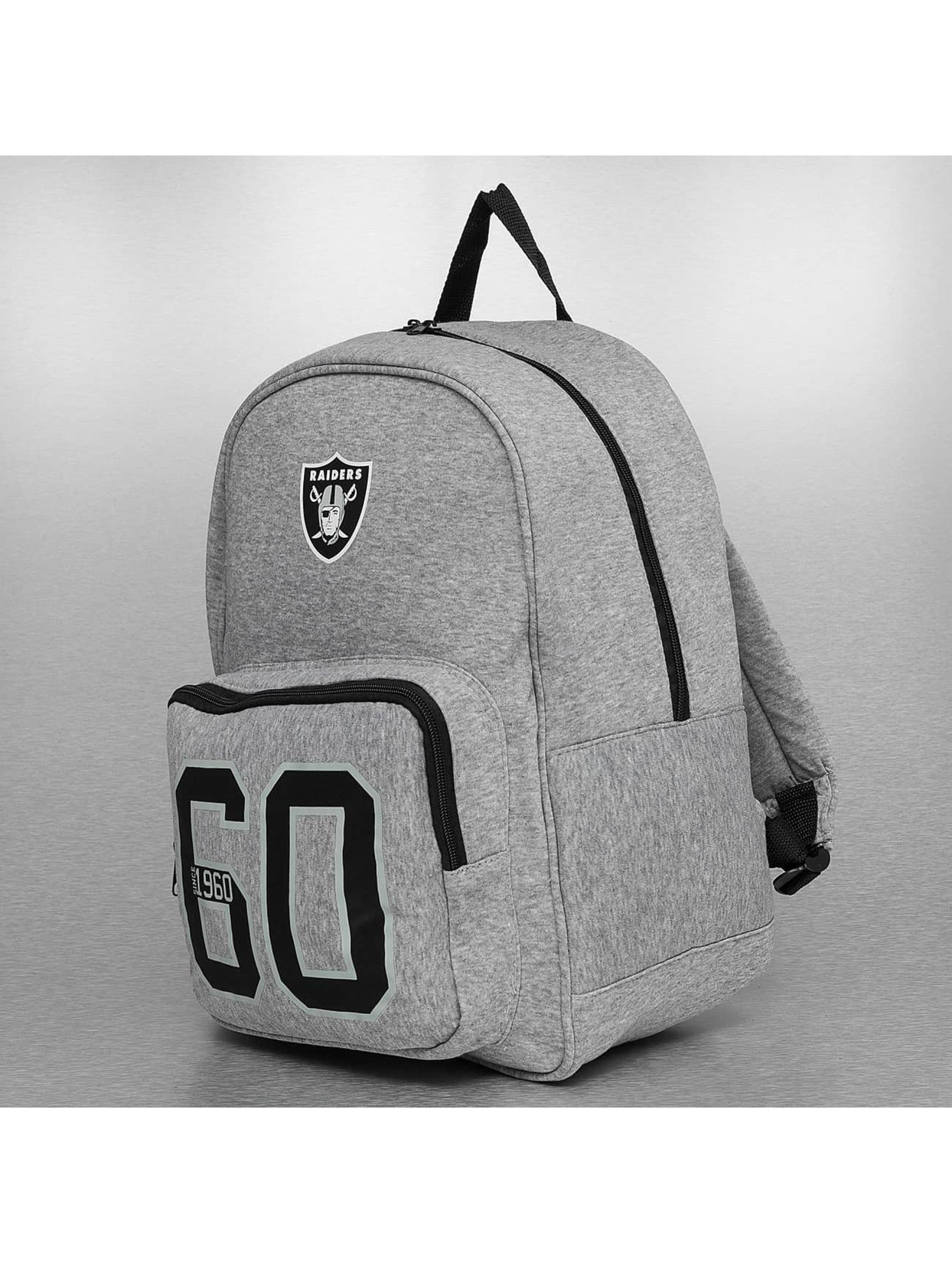 Forever Collectibles Рюкзак NFL Oakland Raiders серый