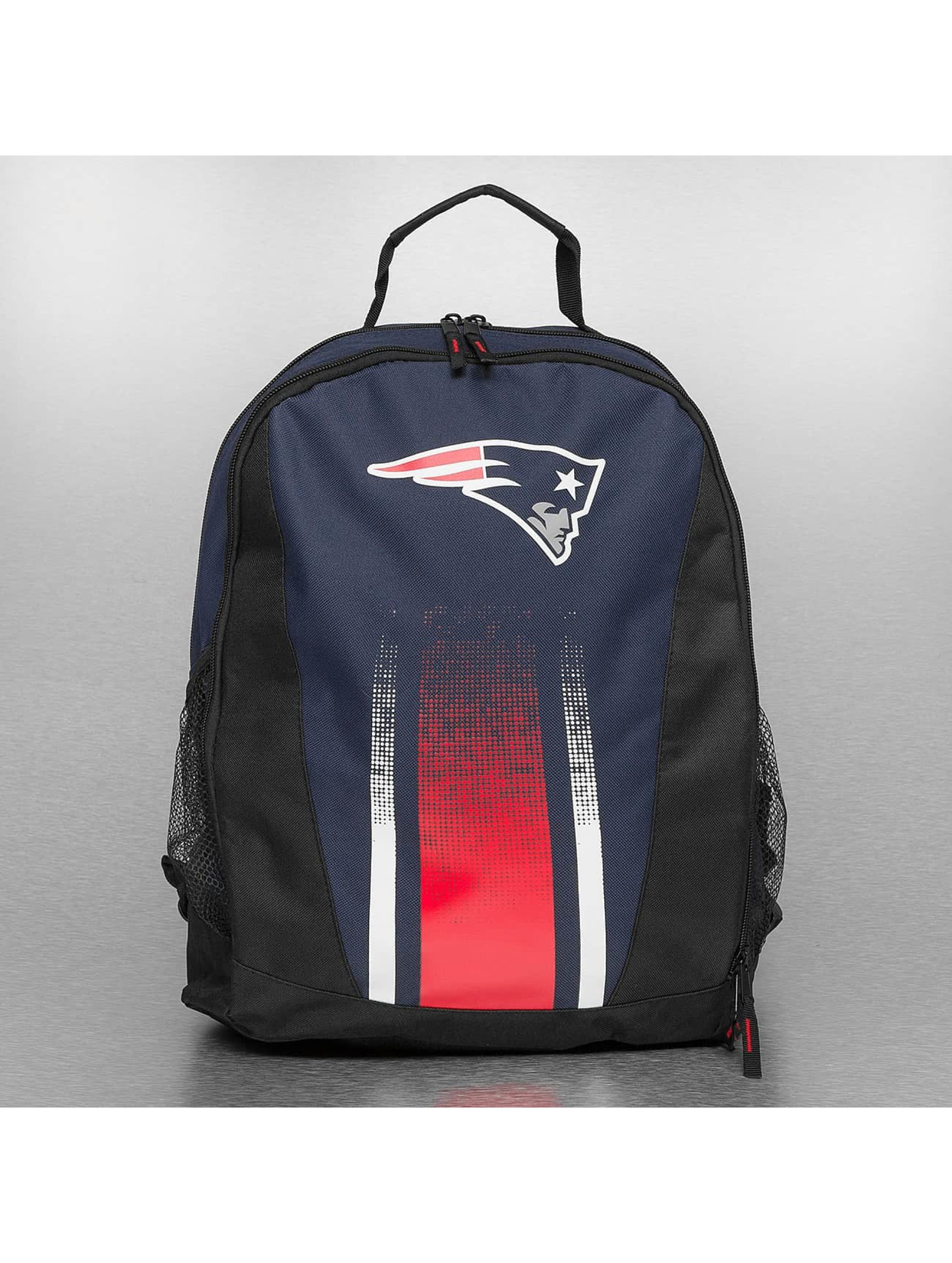 Forever Collectibles Backpack NFL Stripe Primetime New England Patriots black