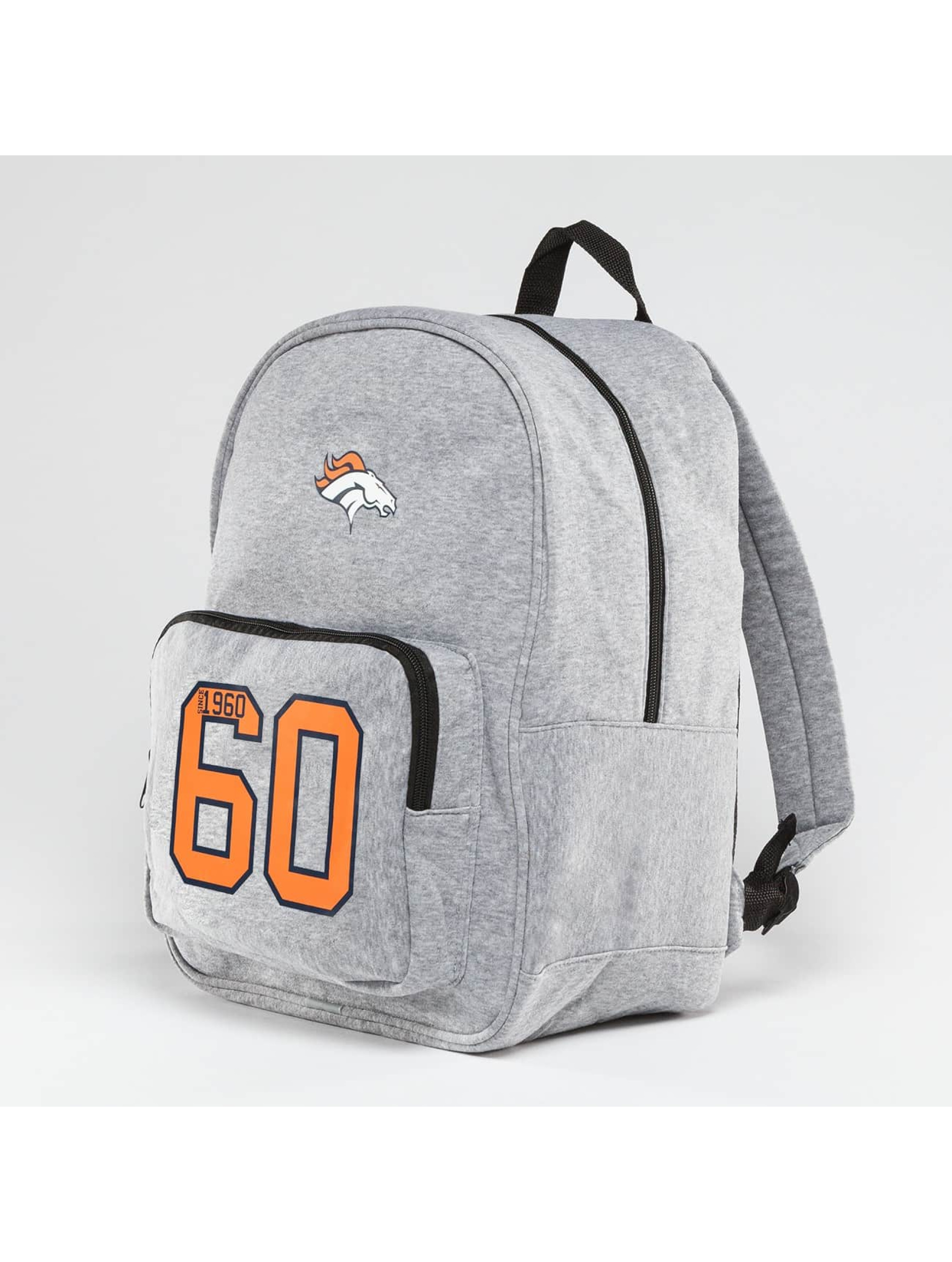 Forever Collectibles Backpack NFL Denver Broncos gray
