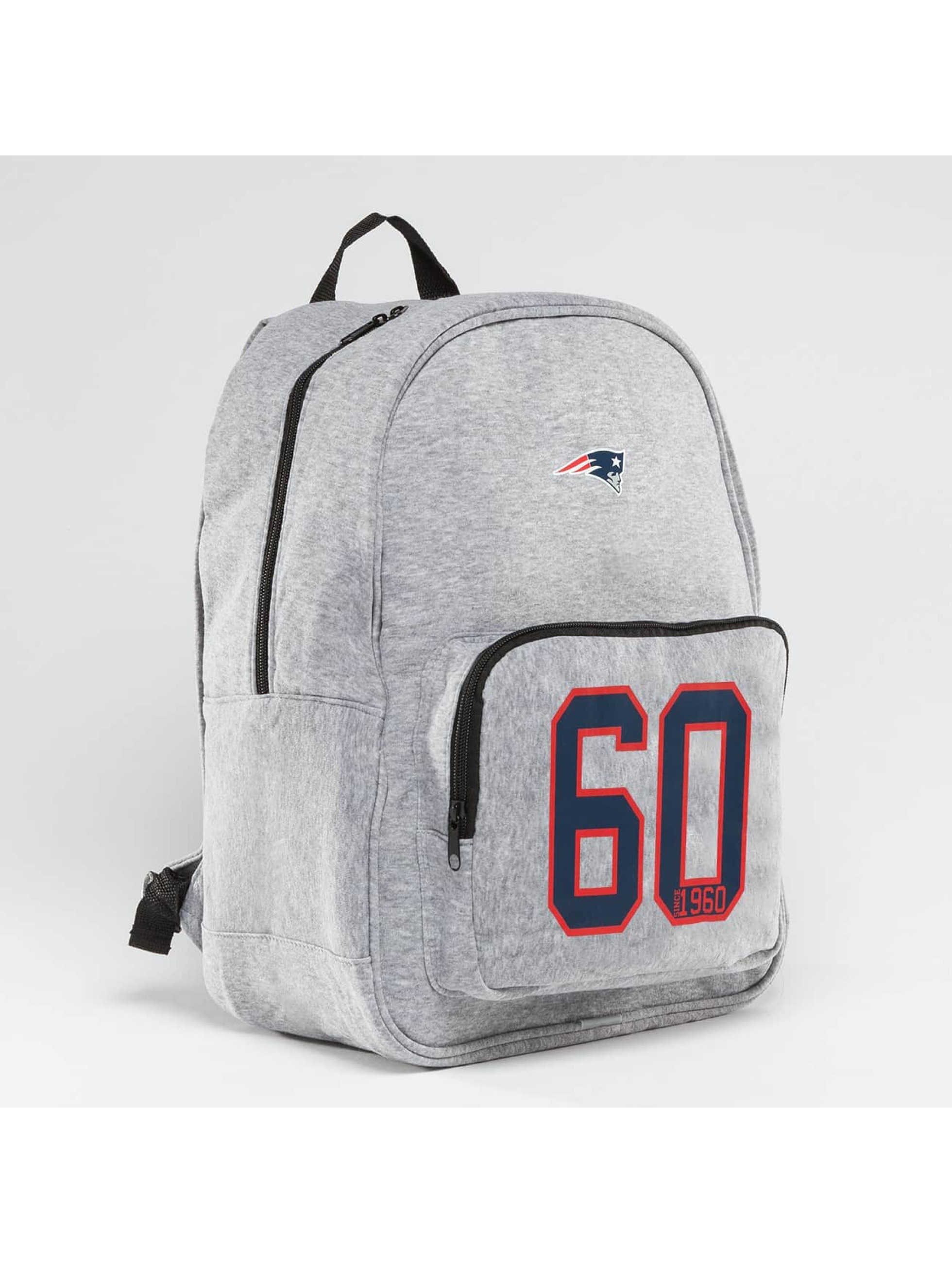 Forever Collectibles Backpack NFL New England Patriots gray