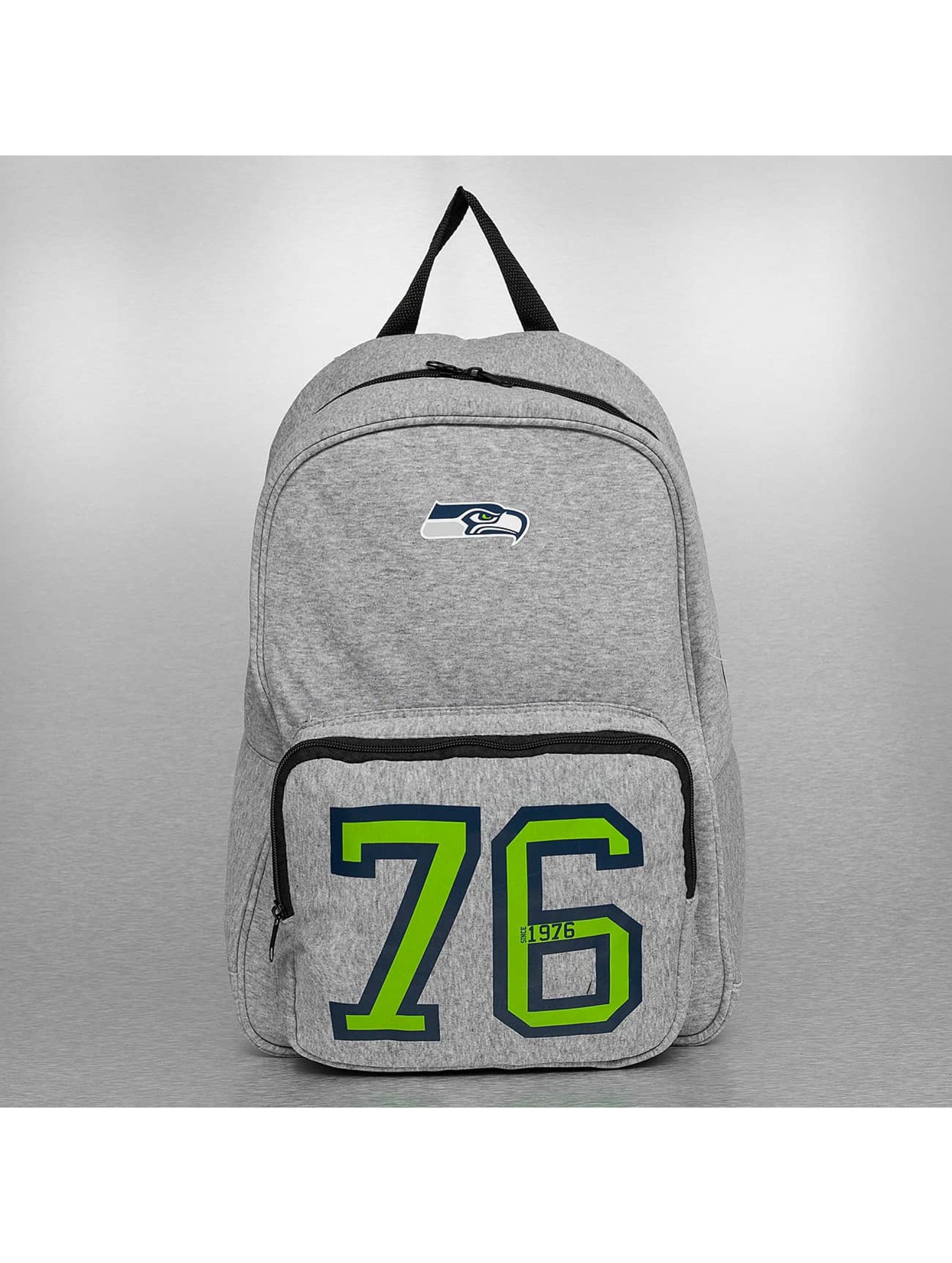 Forever Collectibles Backpack NFL Seattle Seahawks grey