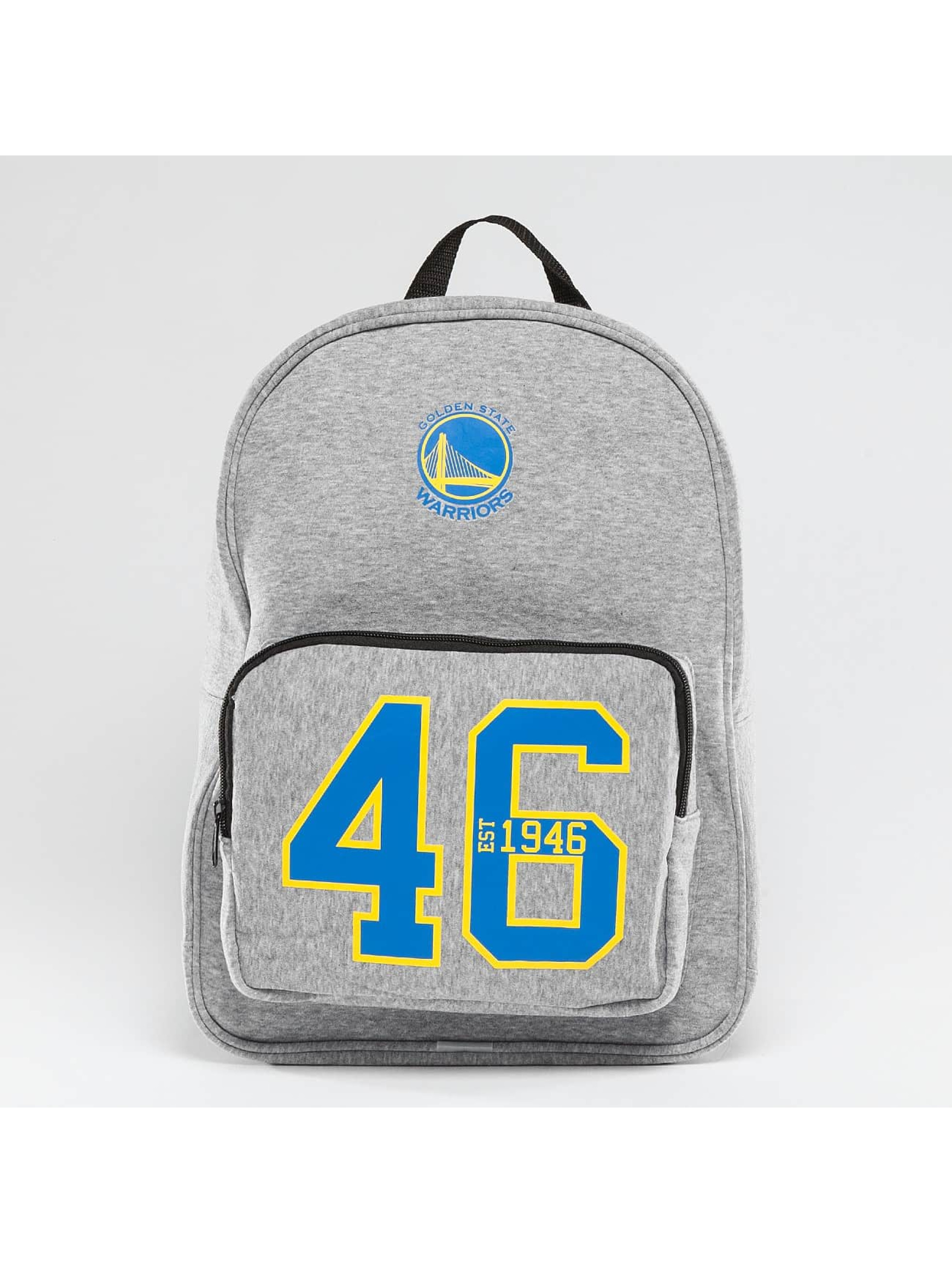 Forever Collectibles Backpack NBA Golden State Warriors grey