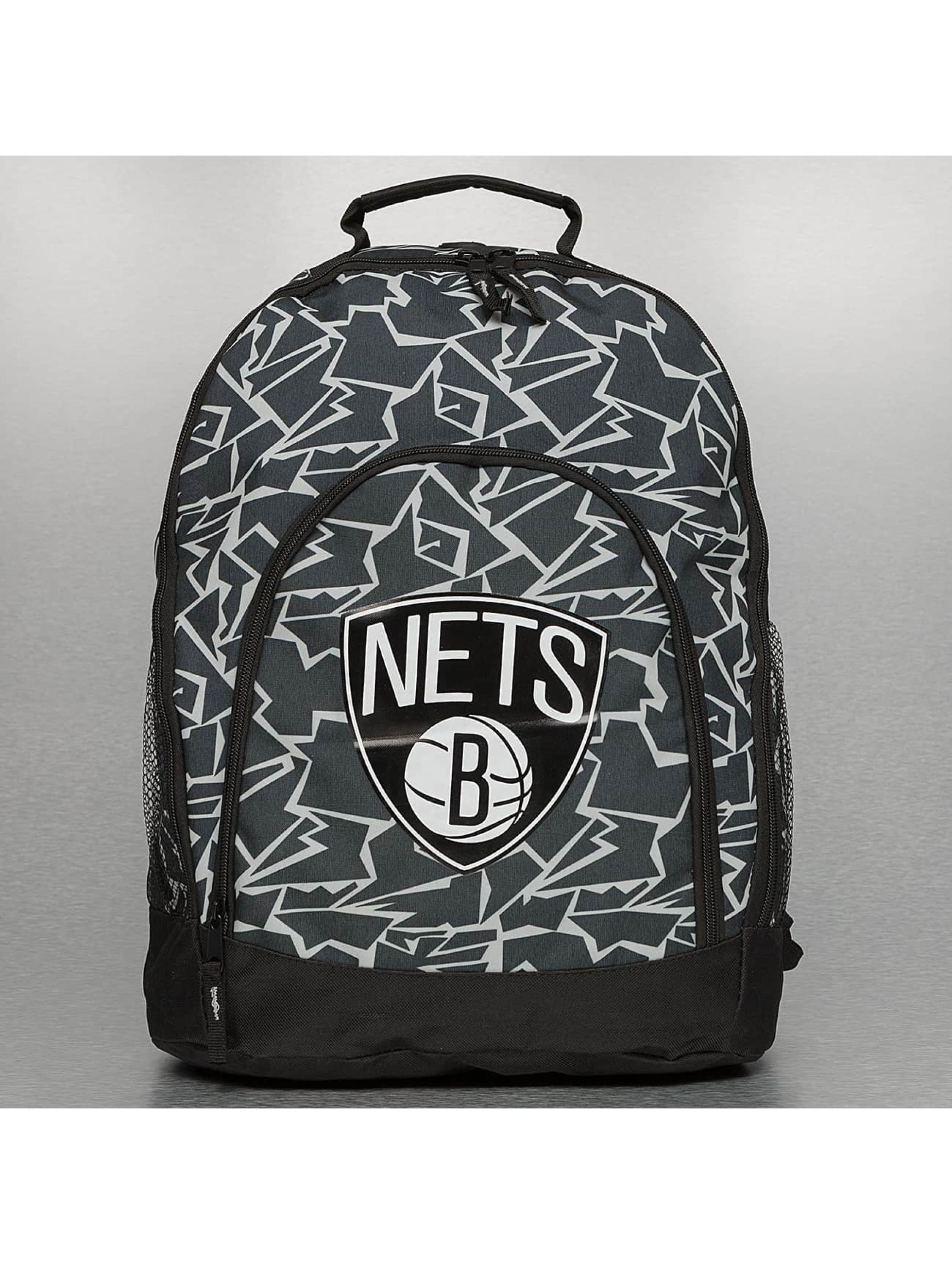 Forever Collectibles Batohy NBA Comouflage Brooklyn Nets maskáèová