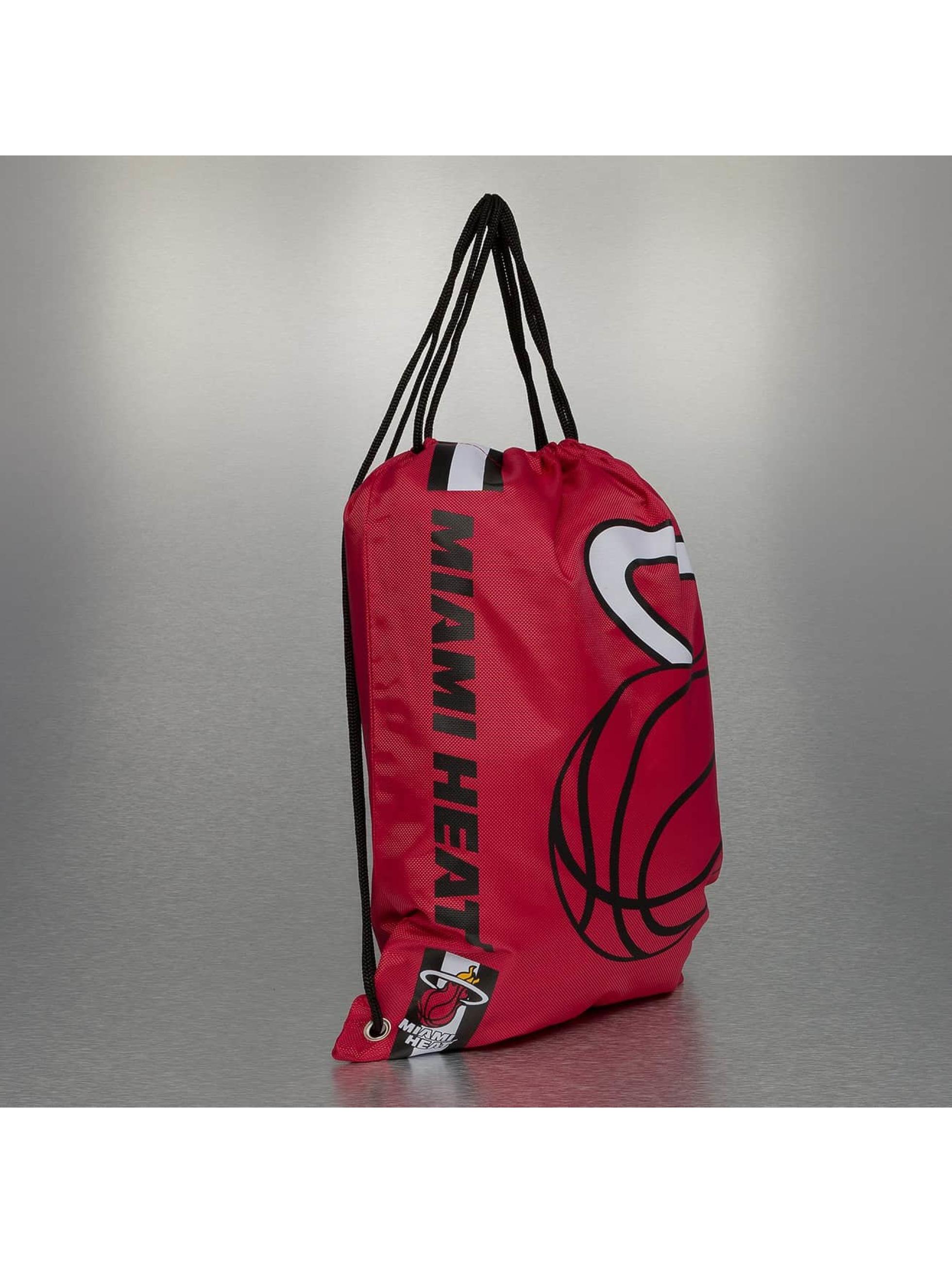 Forever Collectibles Beutel NBA Cropped Logo Miami красный
