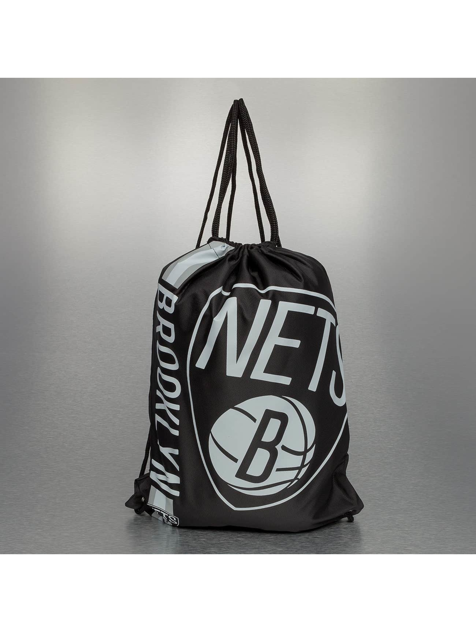 Forever Collectibles Beutel NBA Cropped Logo Brooklyn Nets черный