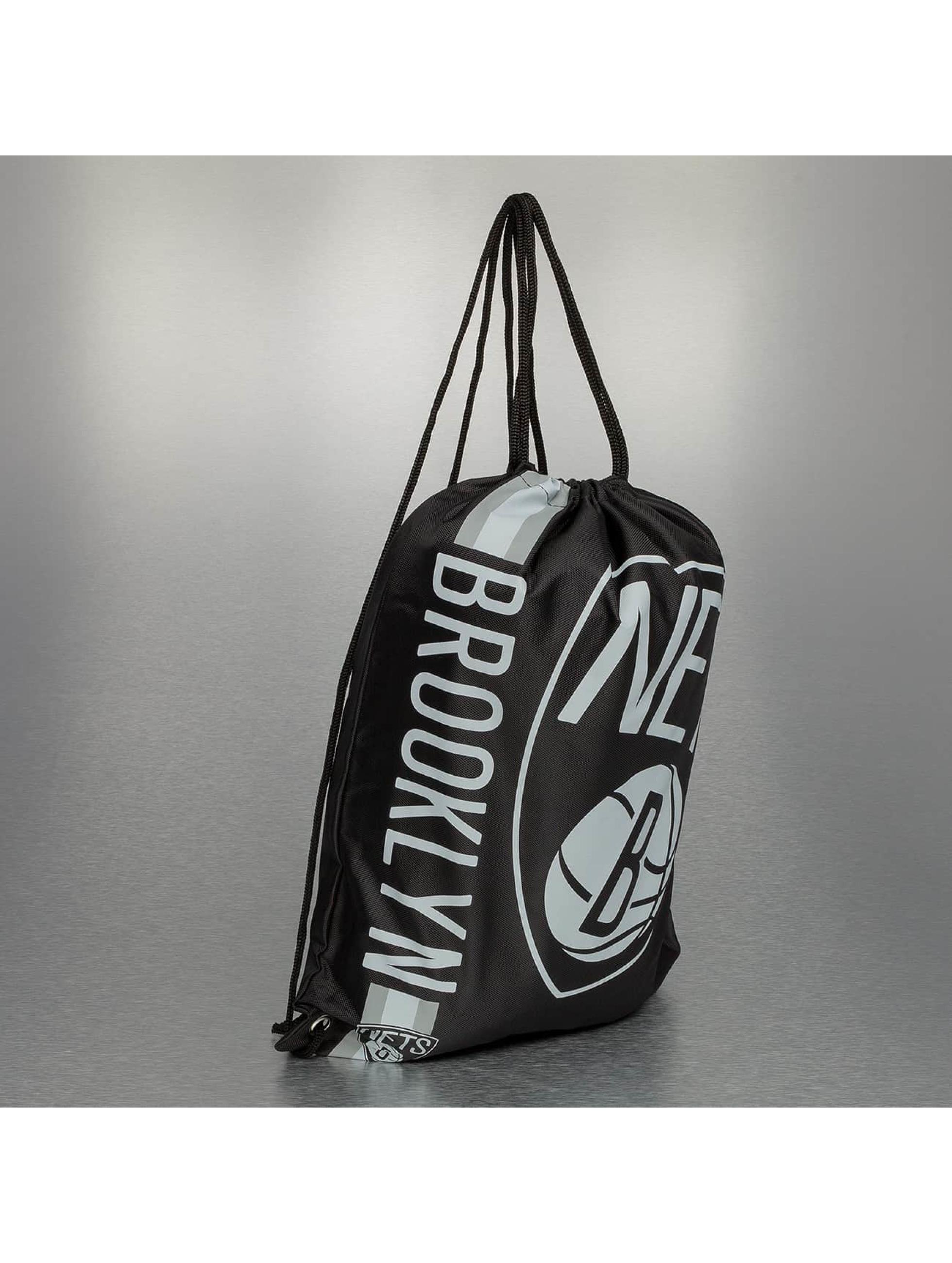 Forever Collectibles Beutel NBA Cropped Logo Brooklyn Nets черный