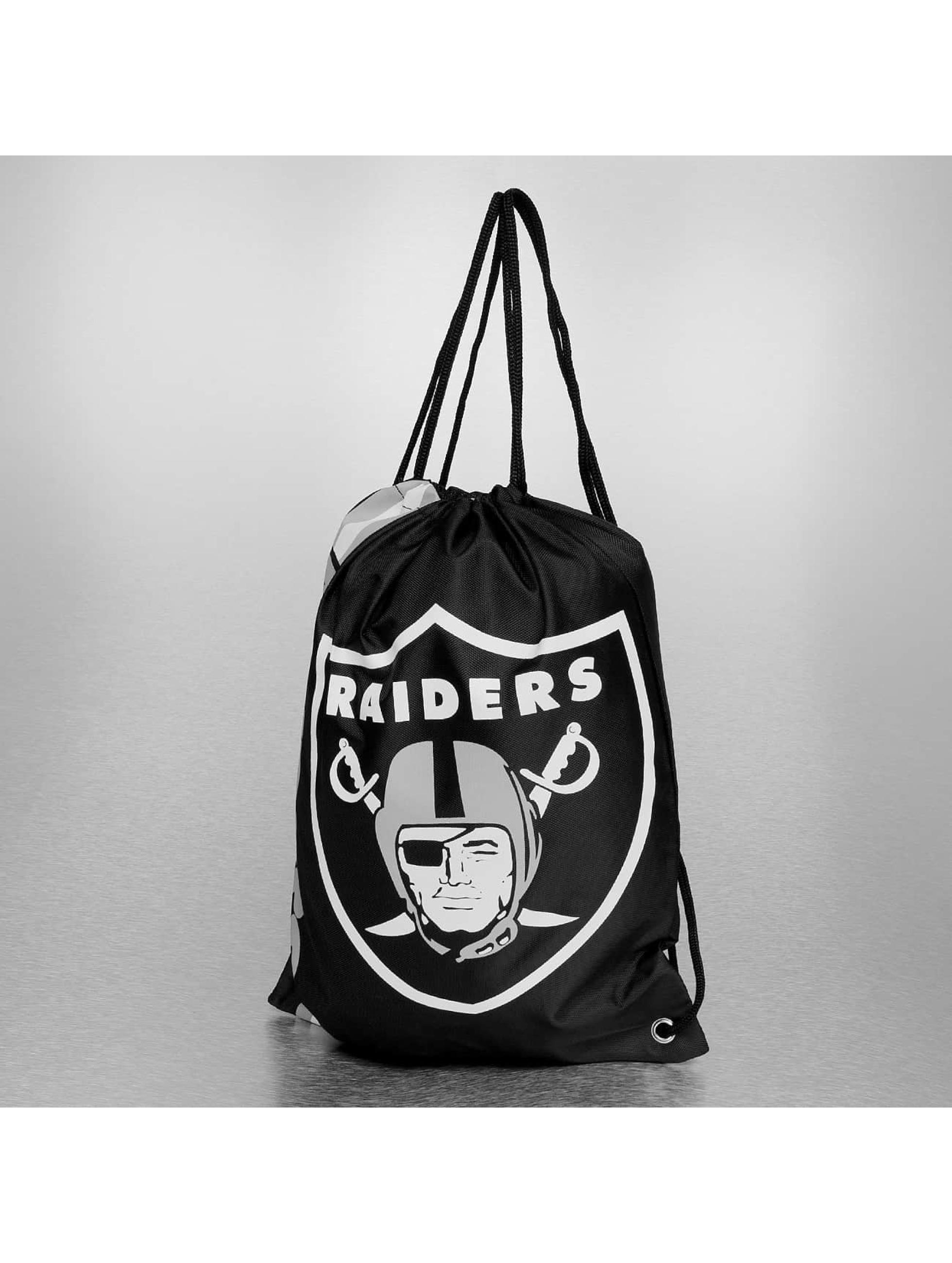 Forever Collectibles Beutel NFL Cropped Logo LA Raiders schwarz