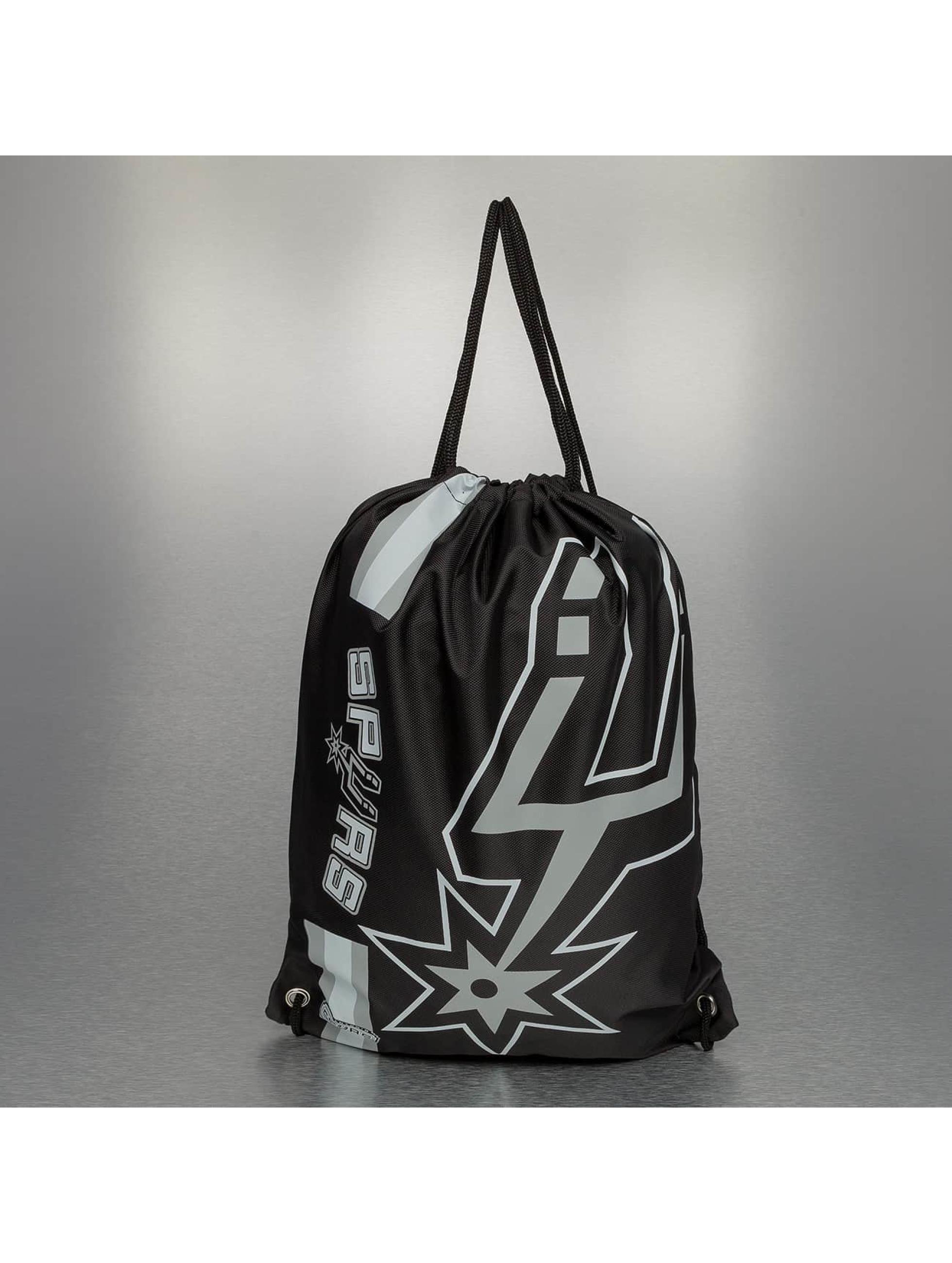 Forever Collectibles Beutel Collectibles NBA Cropped Logo San Antonio Spurs svart