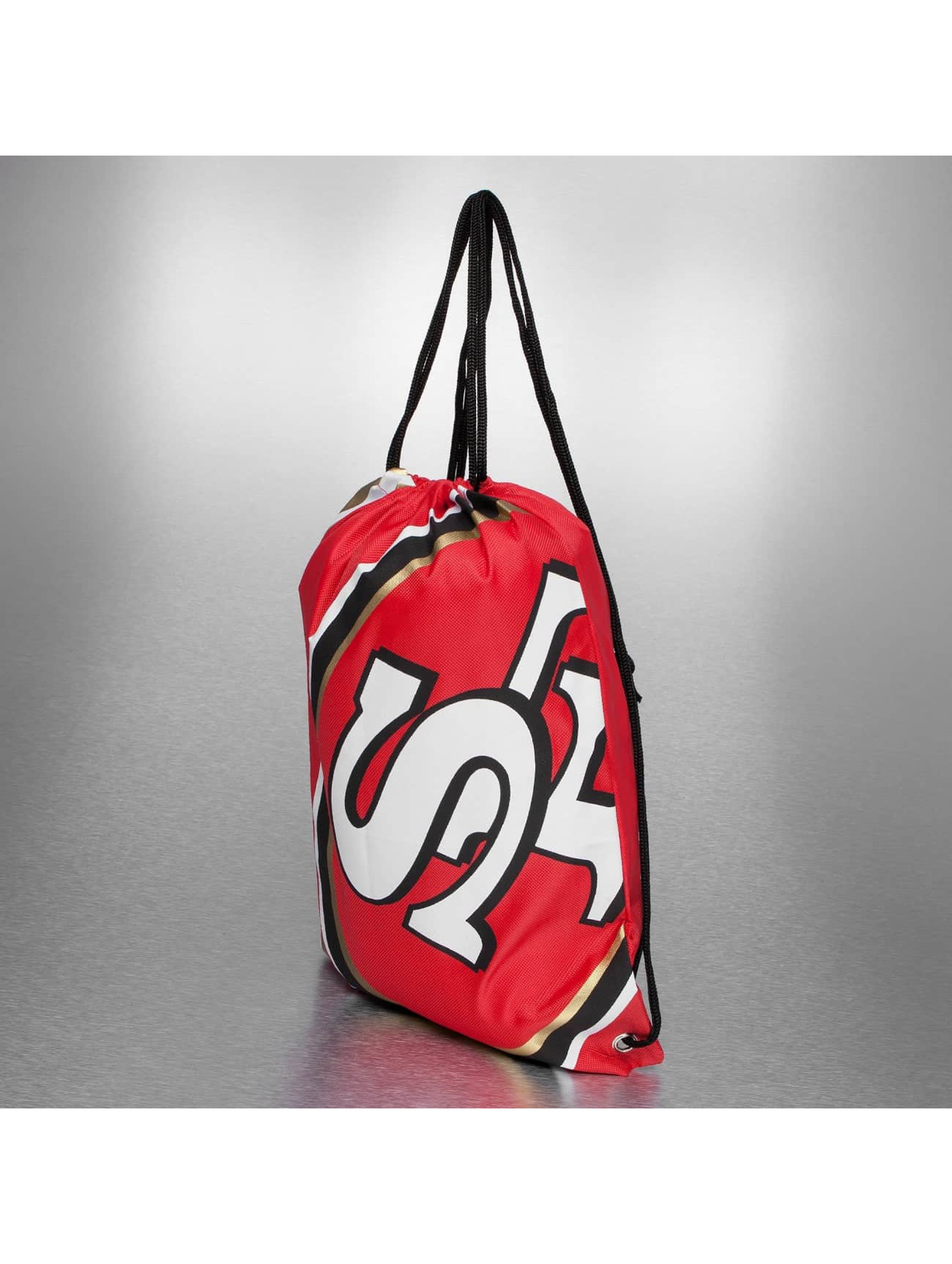 Forever Collectibles Gympapåse NFL Cropped Logo San Francisco 49ers röd