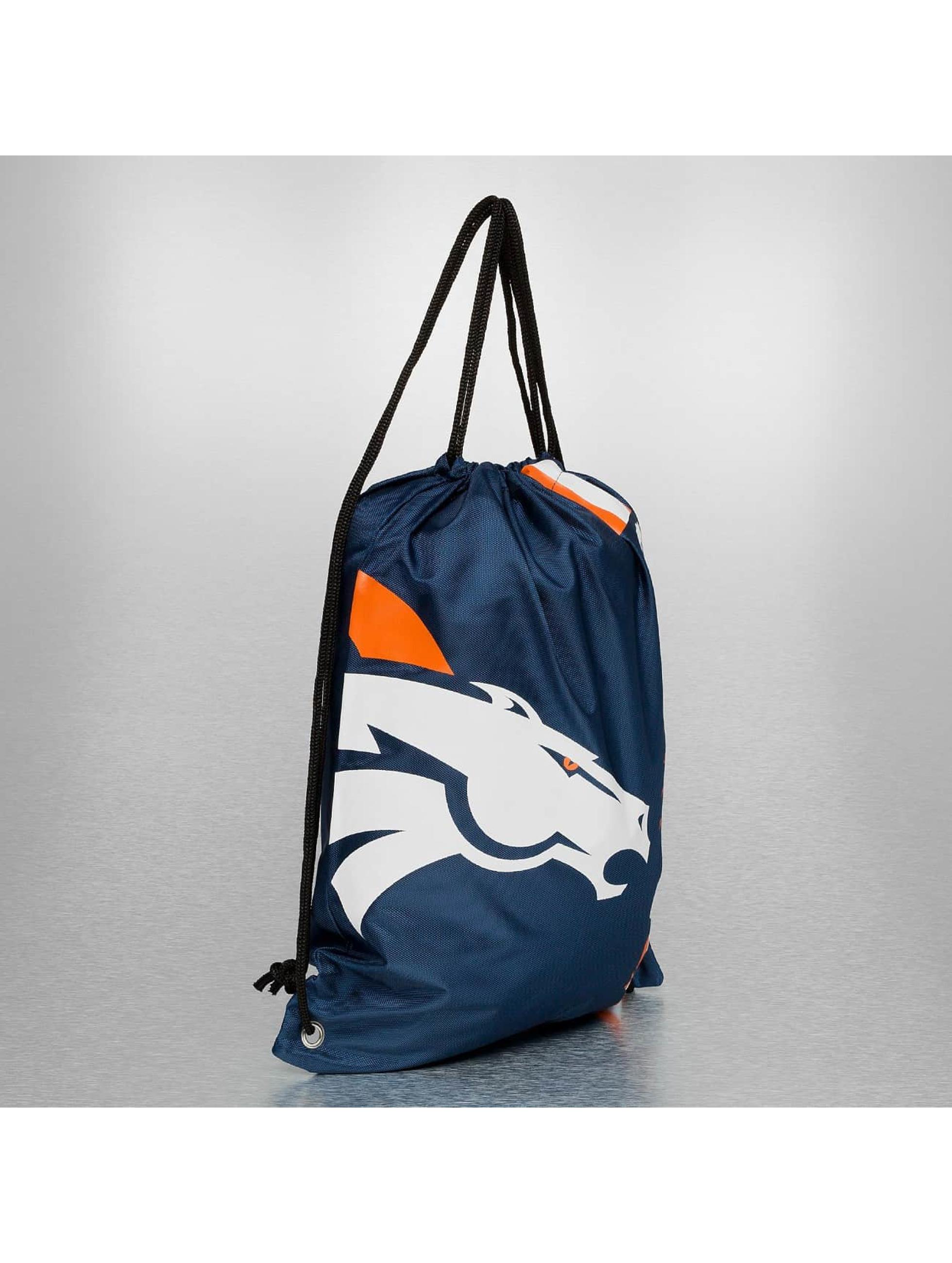Forever Collectibles Kassit NFL Cropped Logo Denver Broncos sininen