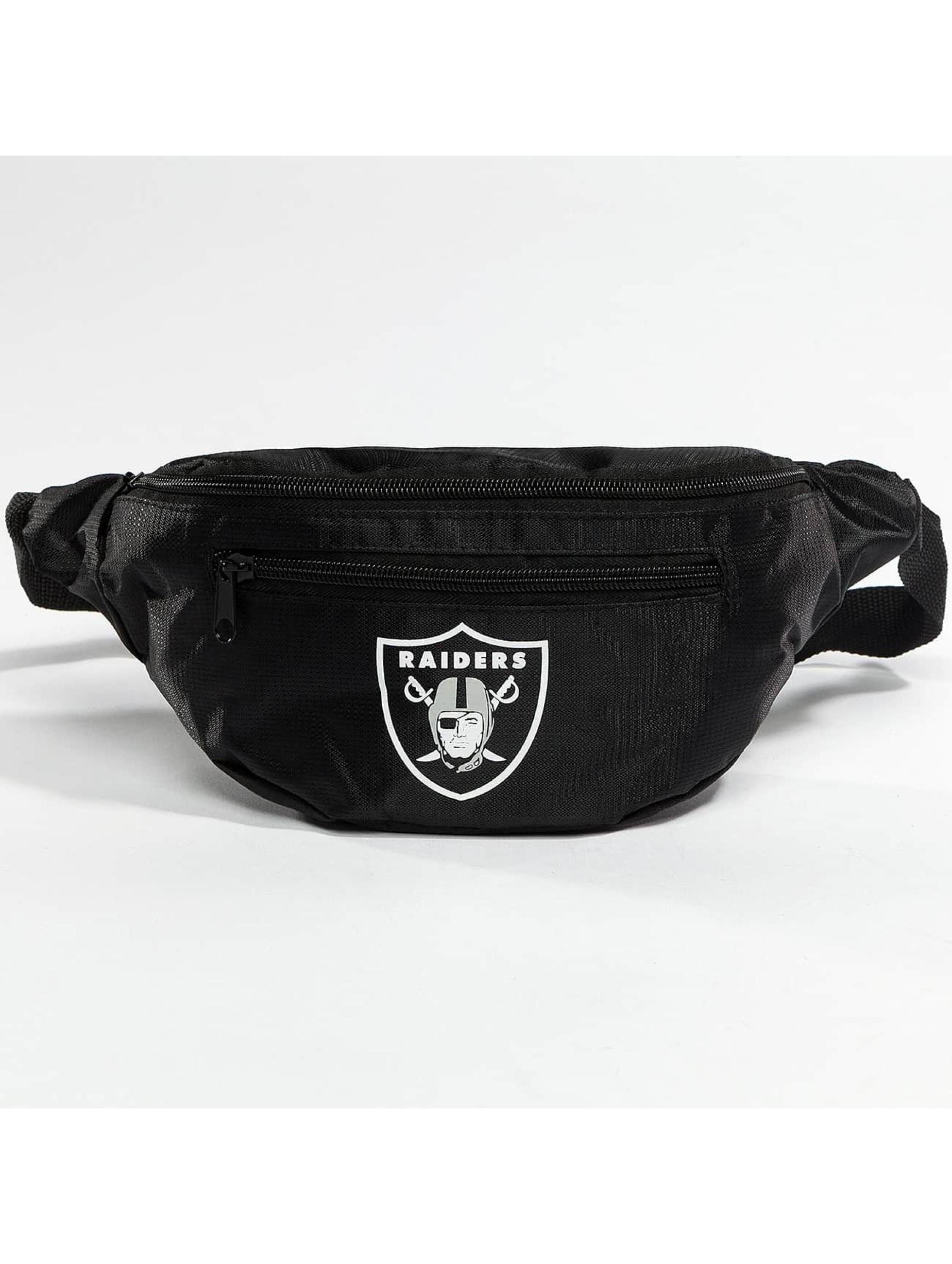 Forever Collectibles Laukut ja treenikassit NFL Oakland Raiders musta