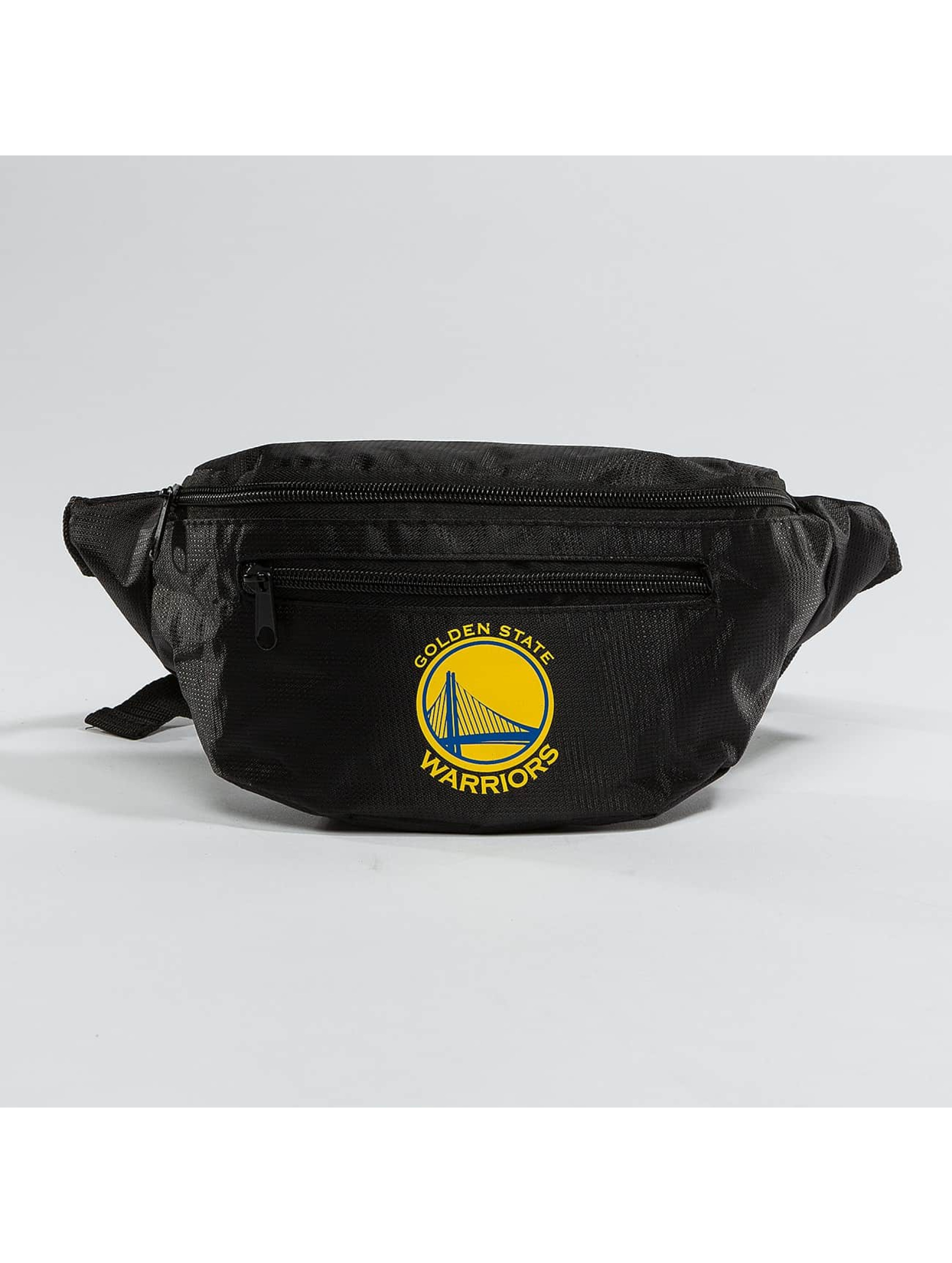 Forever Collectibles Laukut ja treenikassit NBA Golden State Warriors musta