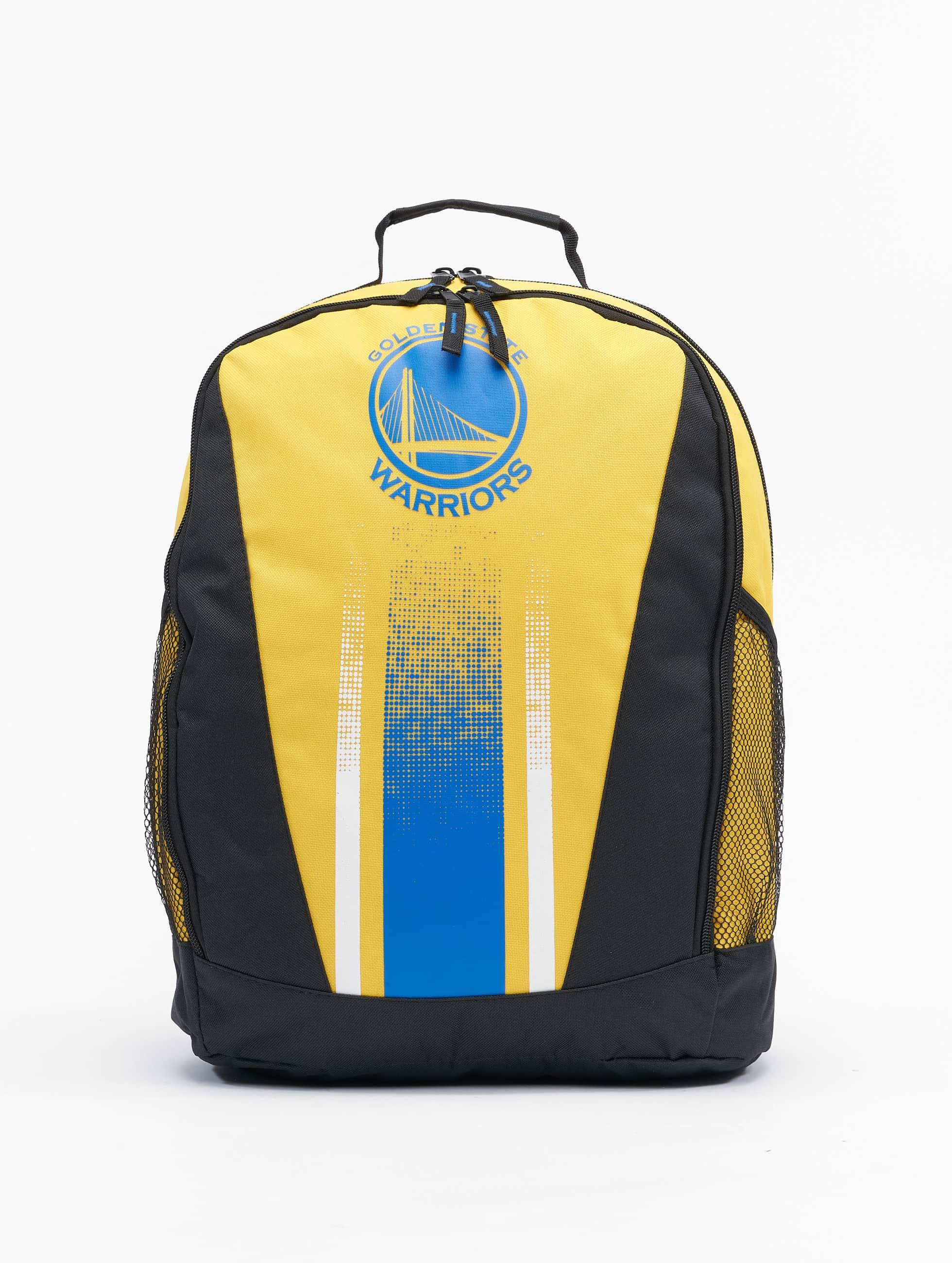 Forever Collectibles Plecaki NBA Stripe Primetime GS Warriors czarny