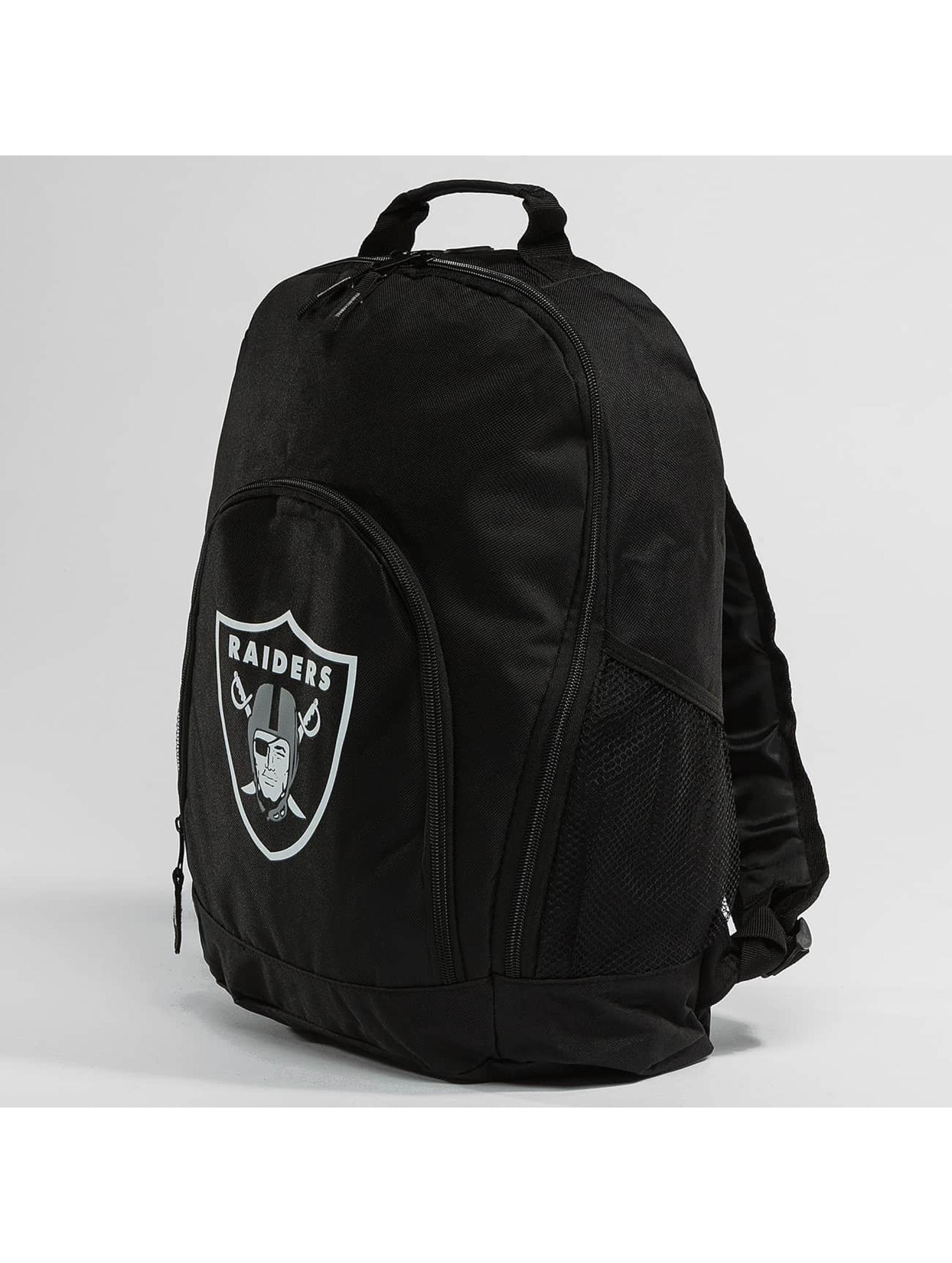 Forever Collectibles Plecaki NFL Oakland Raiders czarny