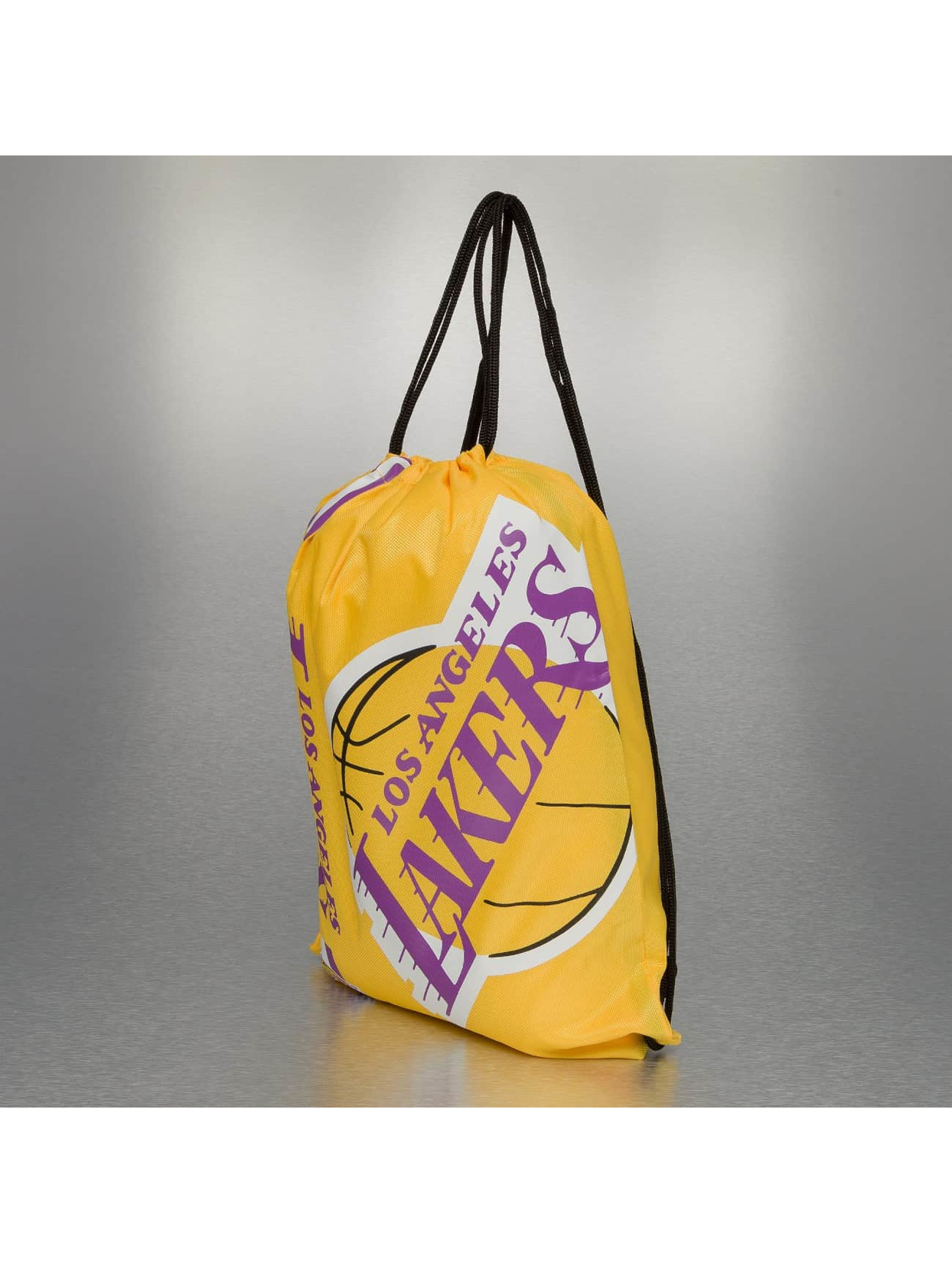 Forever Collectibles Pouch NBA Cropped Logo LA Lakers yellow