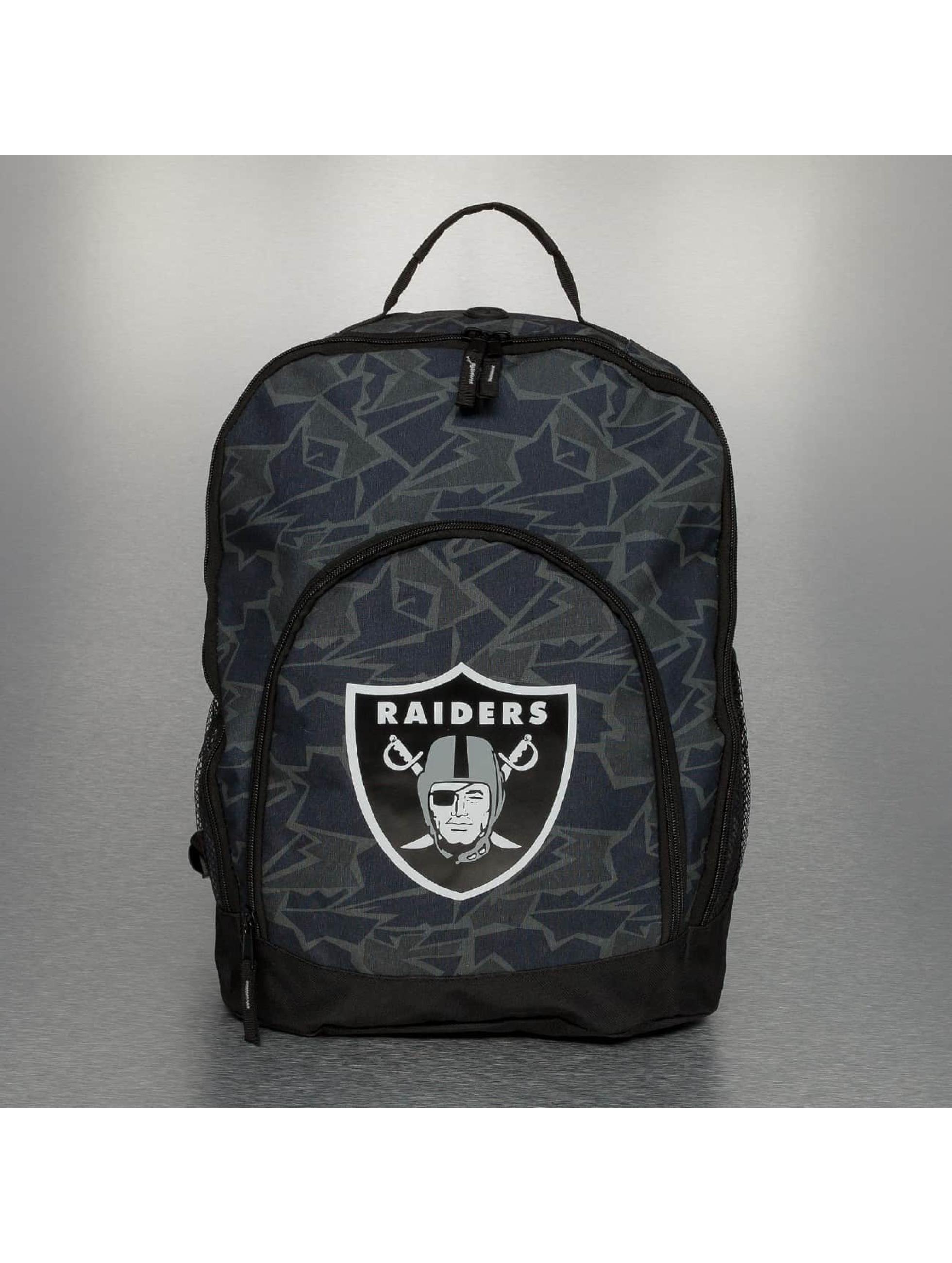 Forever Collectibles rugzak NFL Camouflage LA Raiders zwart