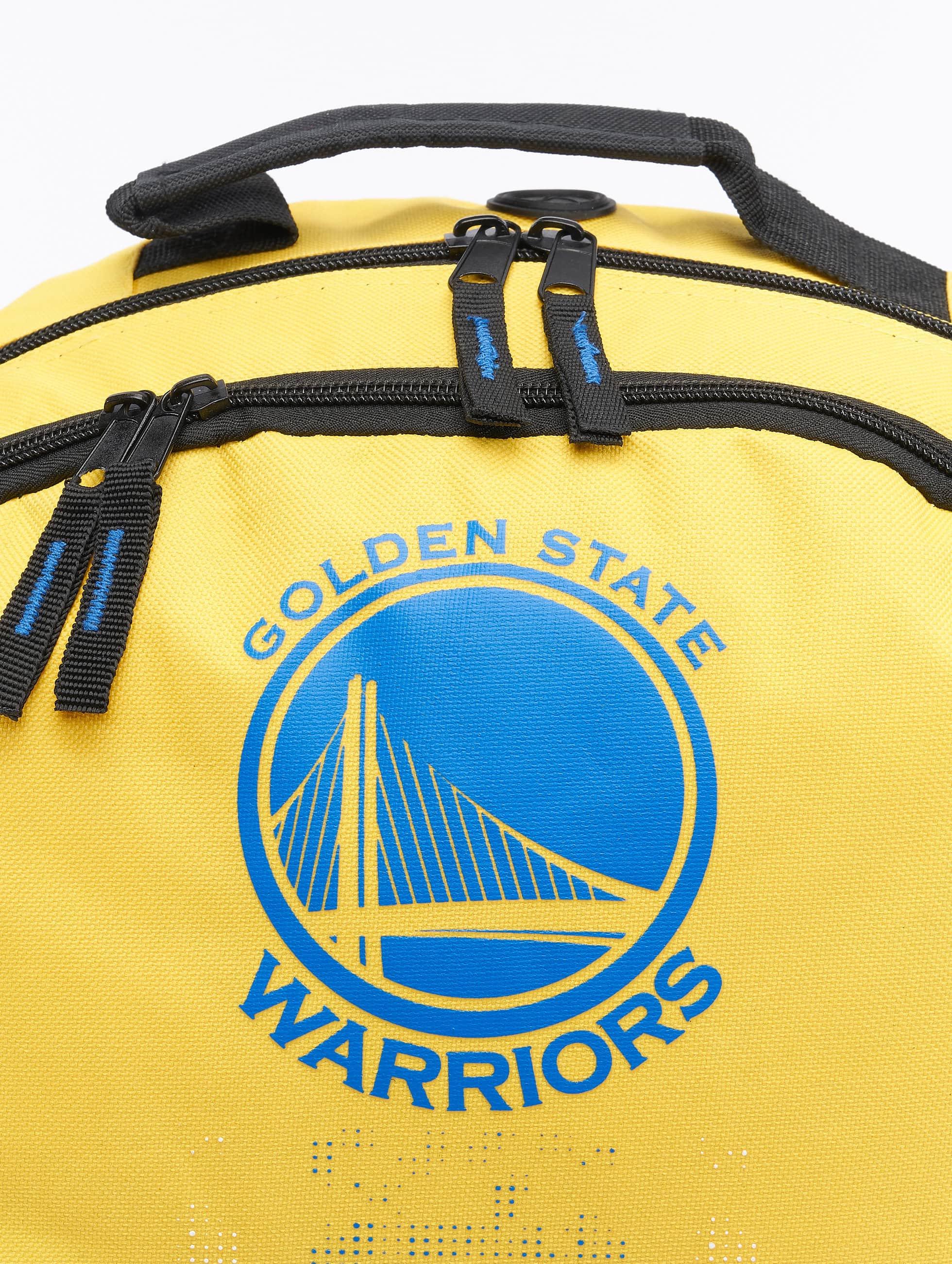 Forever Collectibles rugzak NBA Stripe Primetime GS Warriors zwart