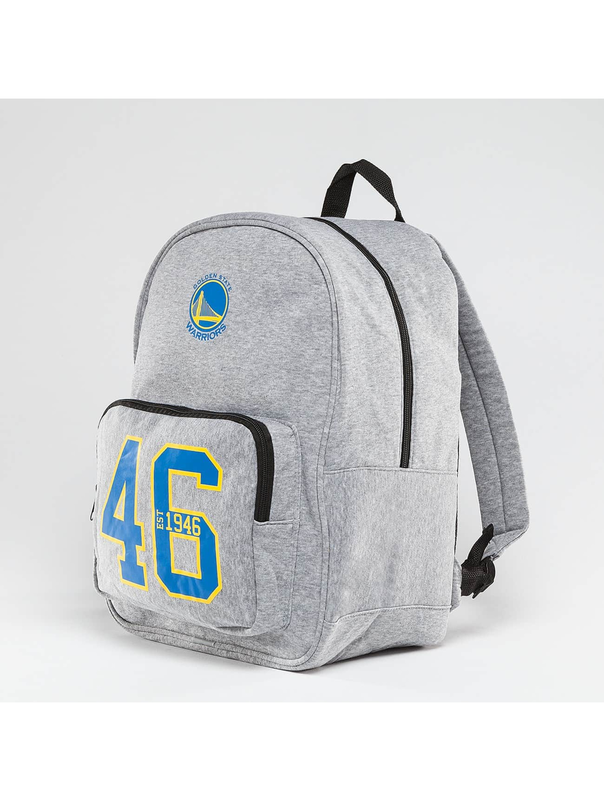 Forever Collectibles Ryggsekker NBA Golden State Warriors grå