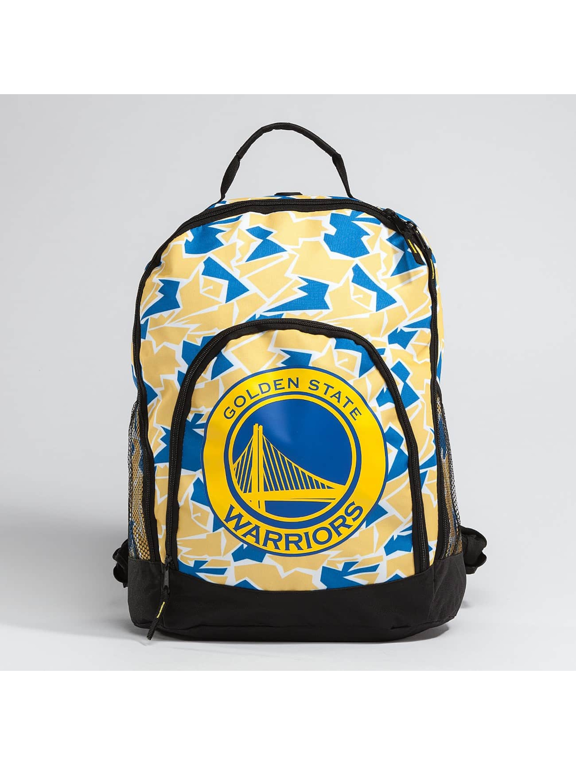 Forever Collectibles Rygsæk NBA Camouflage Warriors sort