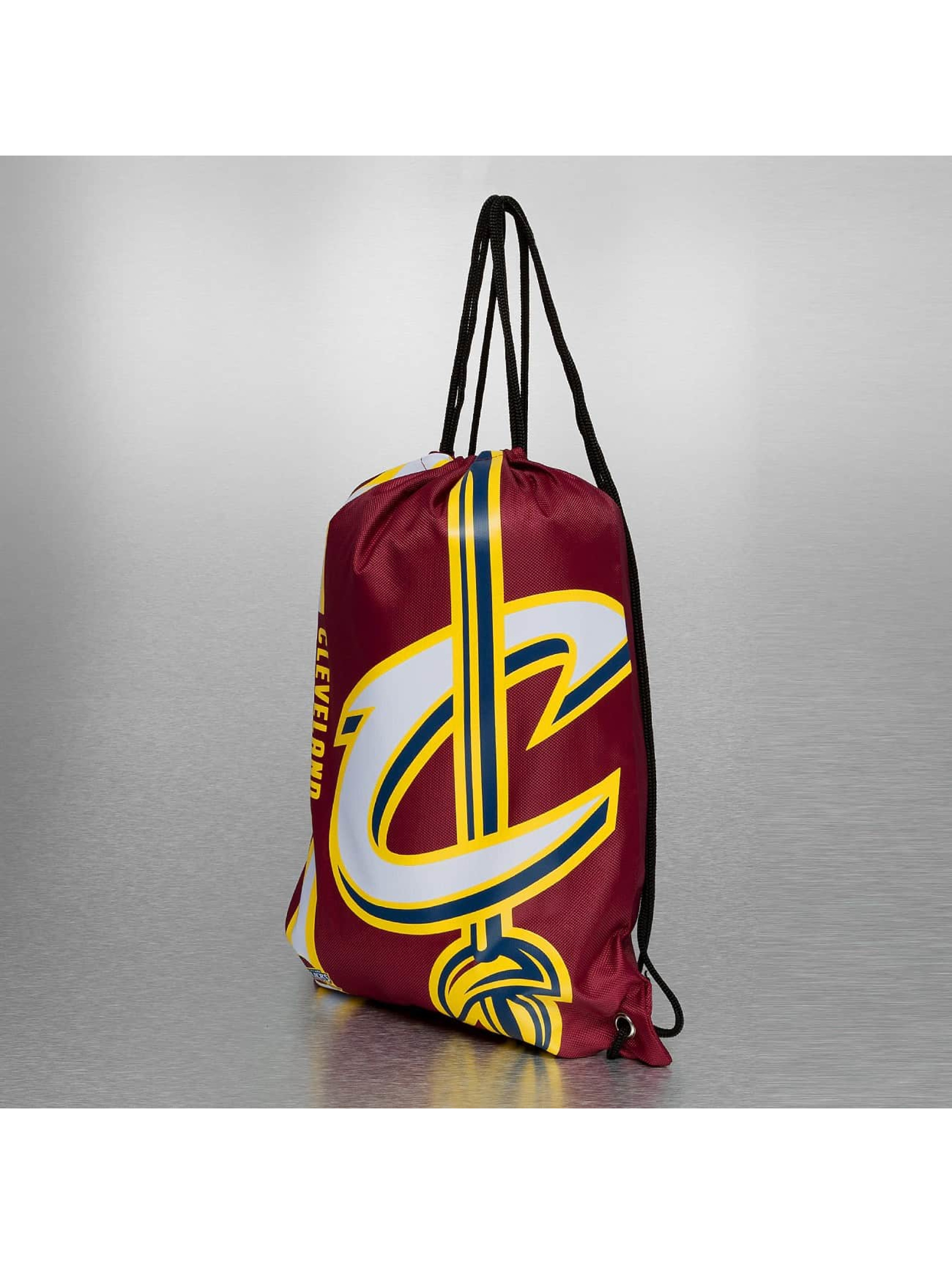 Forever Collectibles Sac à cordons NBA Cropped Logo Cleveland Cavaliers rouge