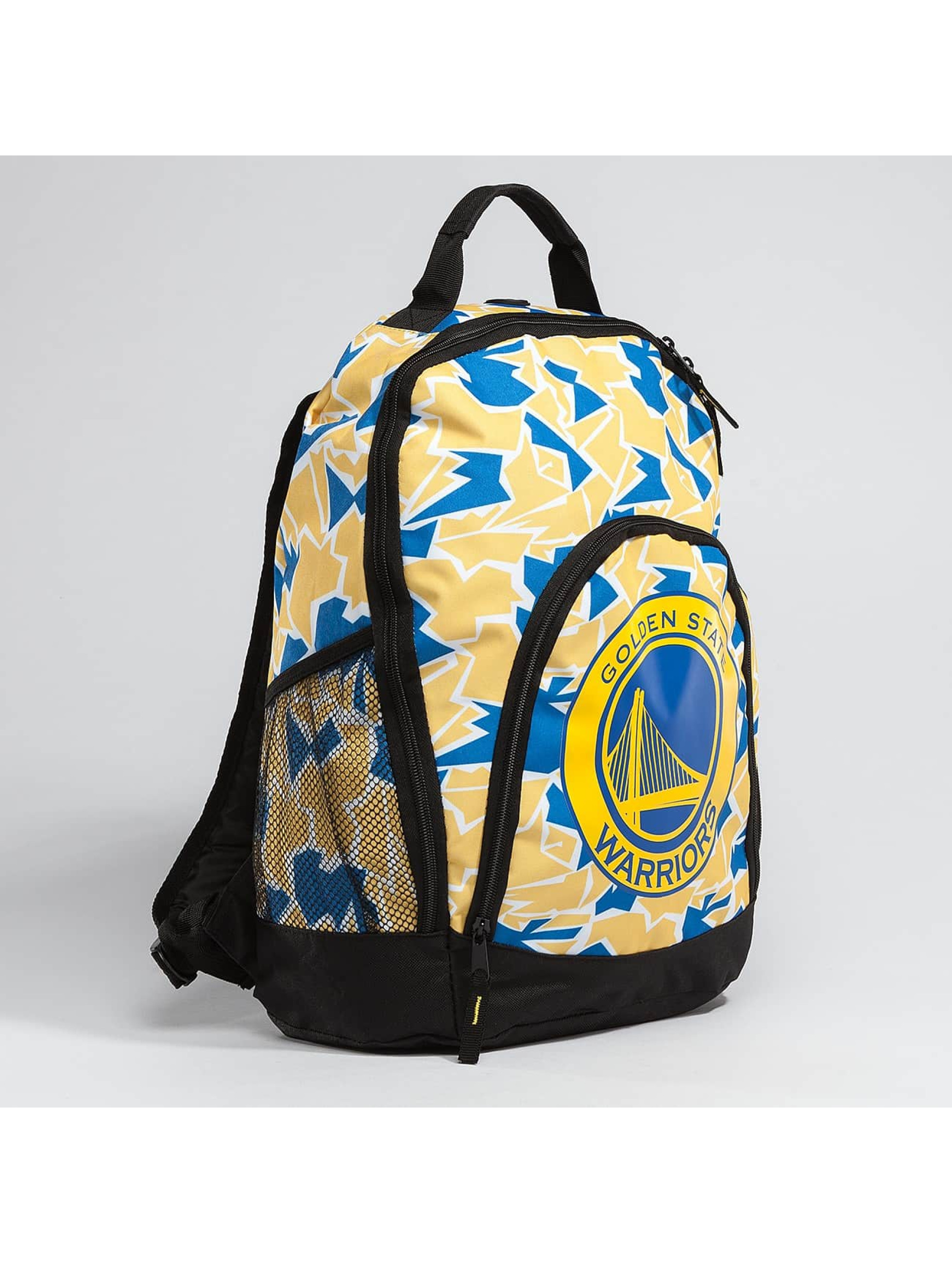 Forever Collectibles Sac à Dos NBA Camouflage Warriors noir