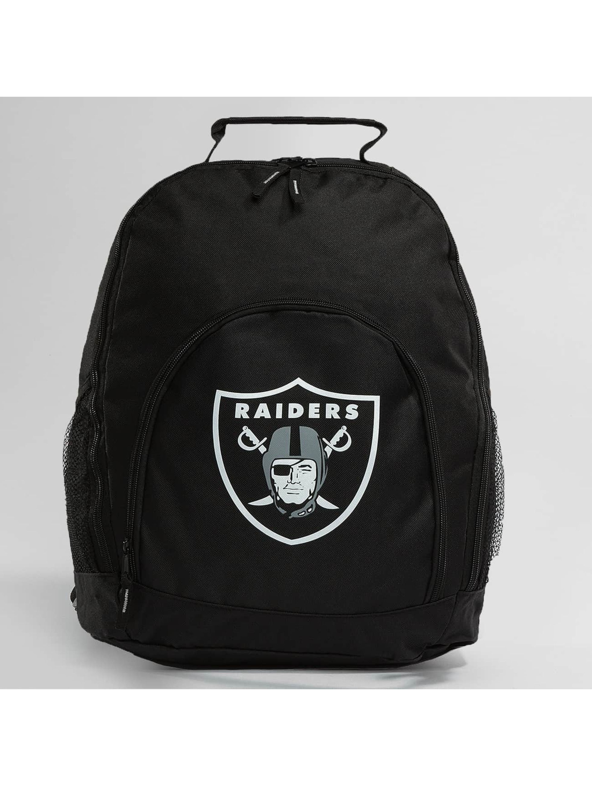 Forever Collectibles Sac à Dos NFL Oakland Raiders noir