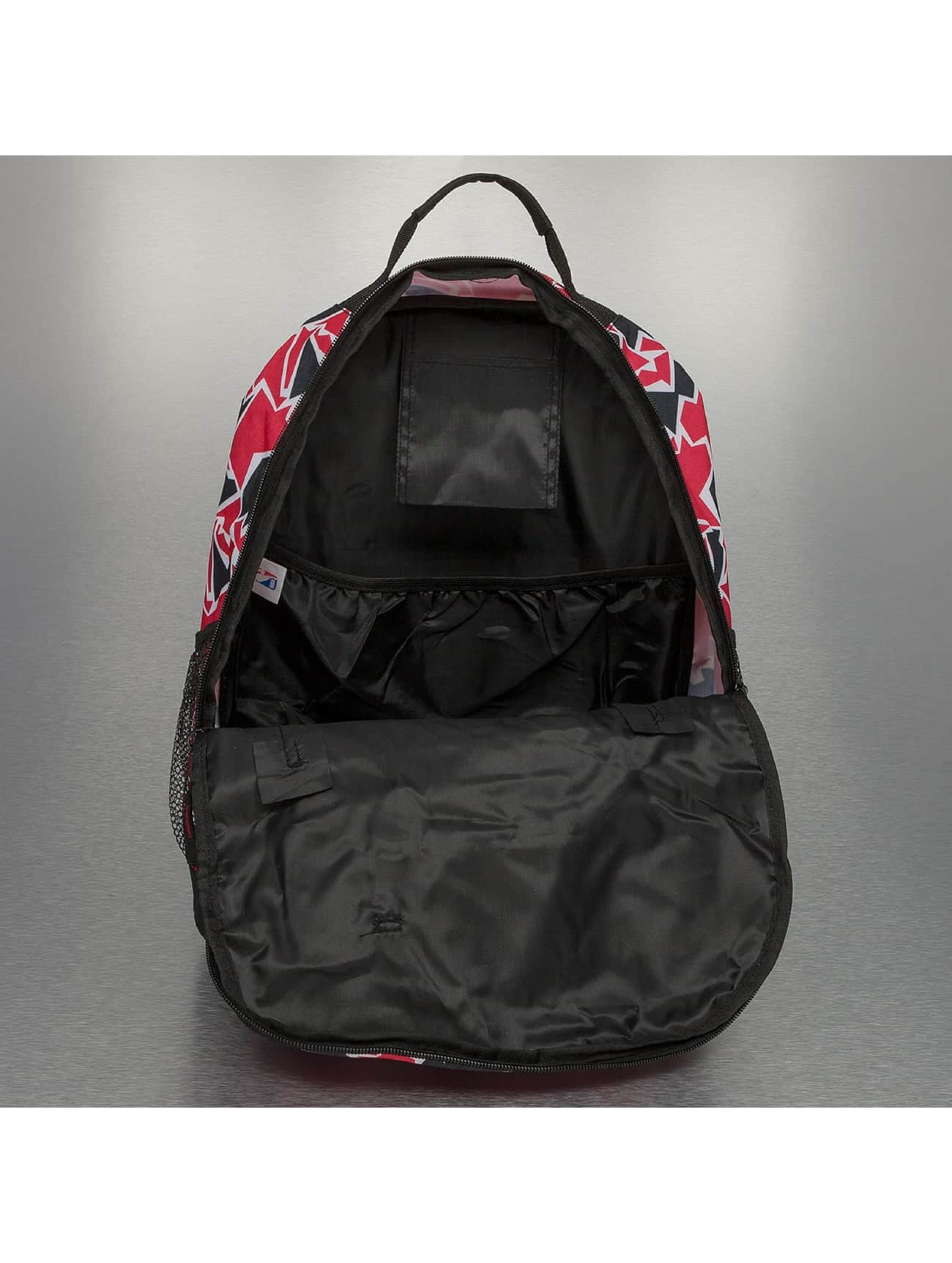 Forever Collectibles Sac à Dos NBA Camouflage Chicago Bulls rouge