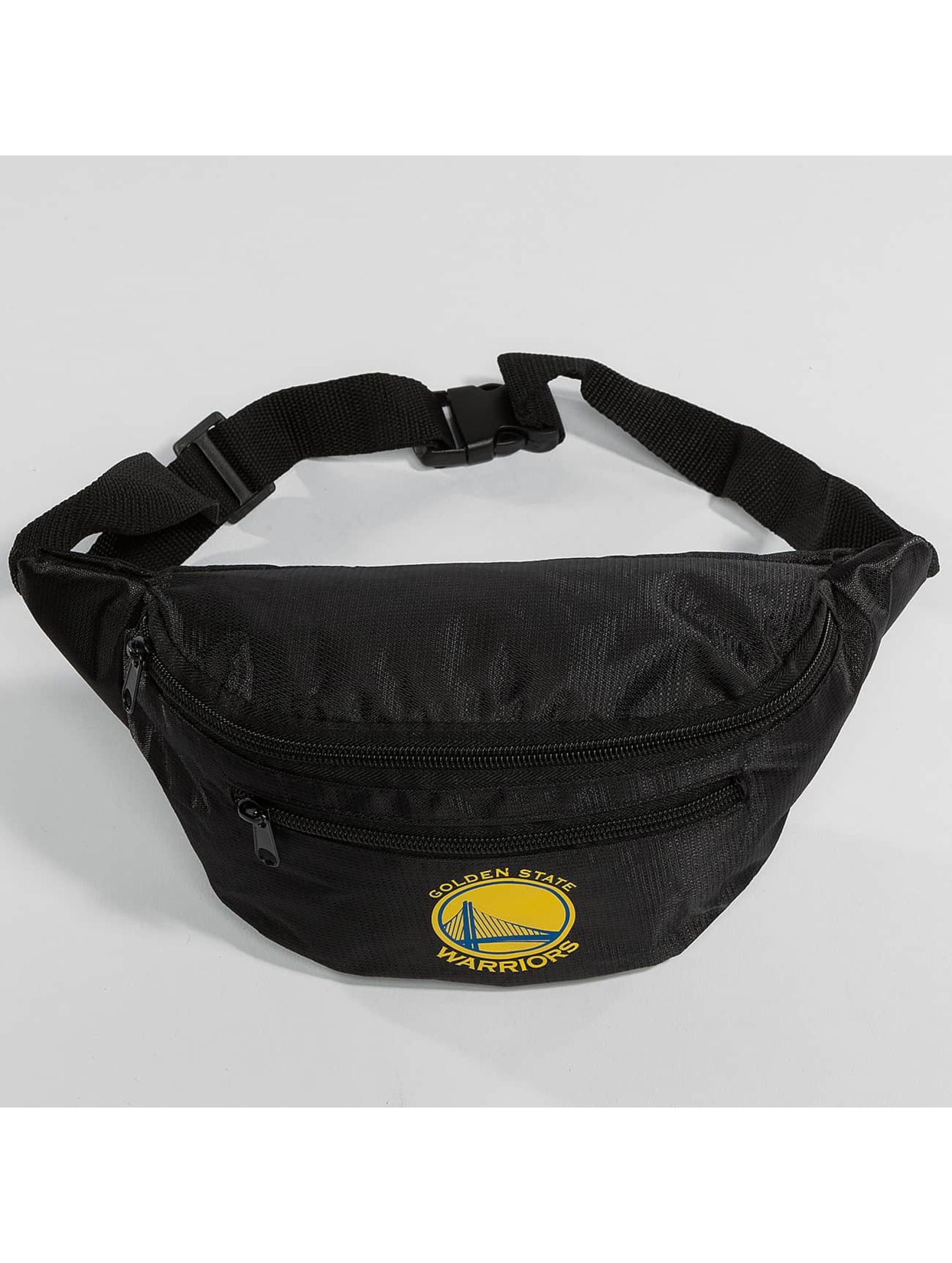 Forever Collectibles Sac NBA Golden State Warriors noir