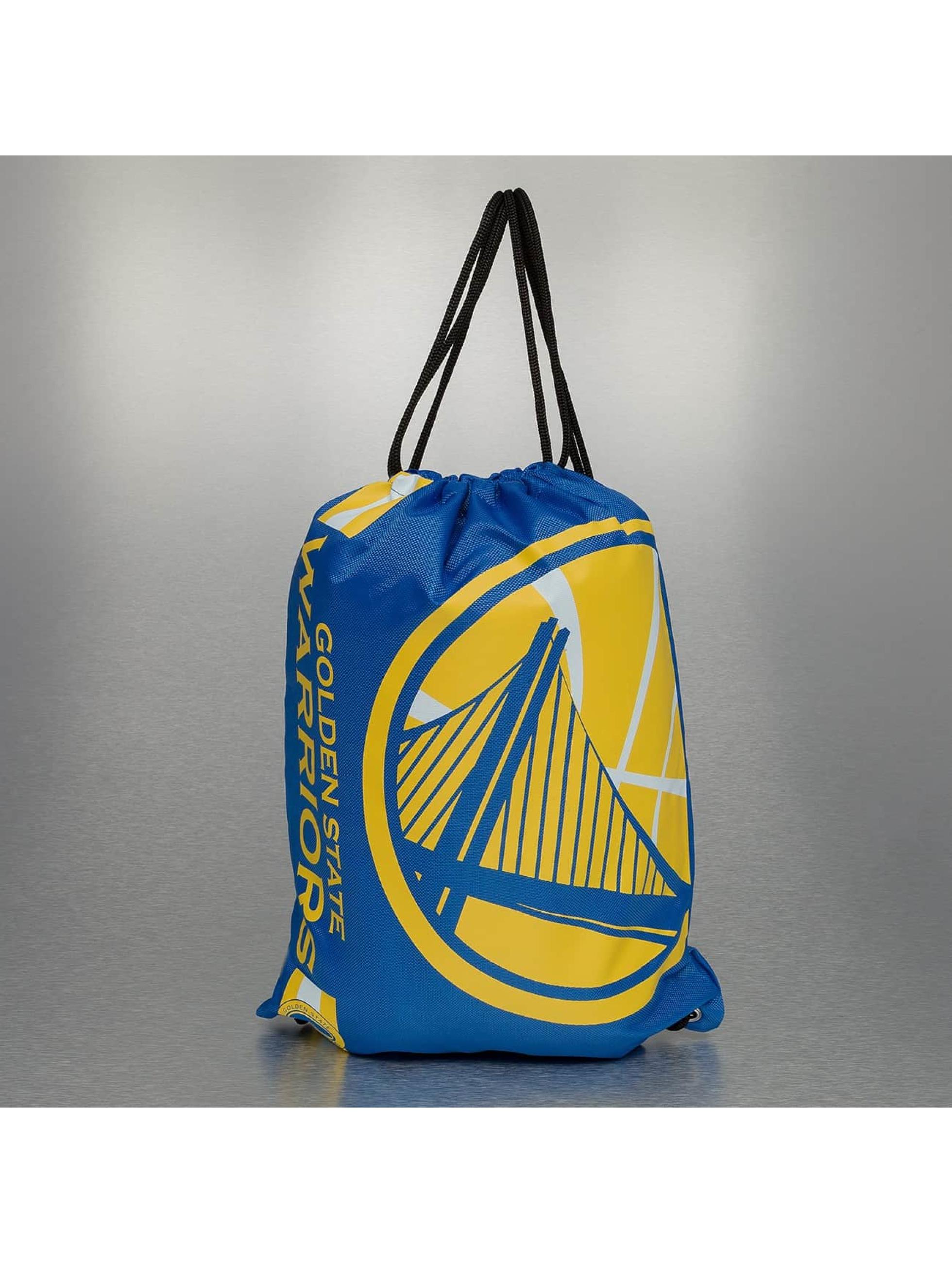 Forever Collectibles Sacchetto NBA Cropped Logo en State Warriors blu