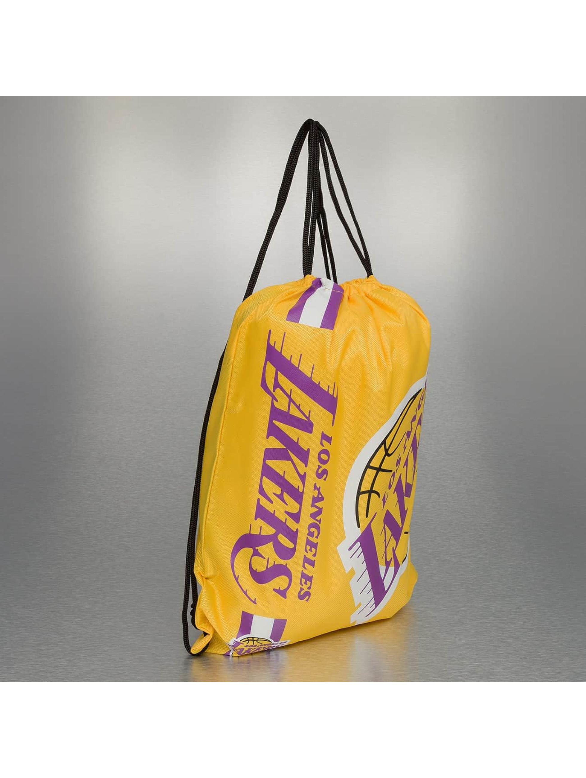 Forever Collectibles Sacchetto NBA Cropped Logo LA Lakers giallo
