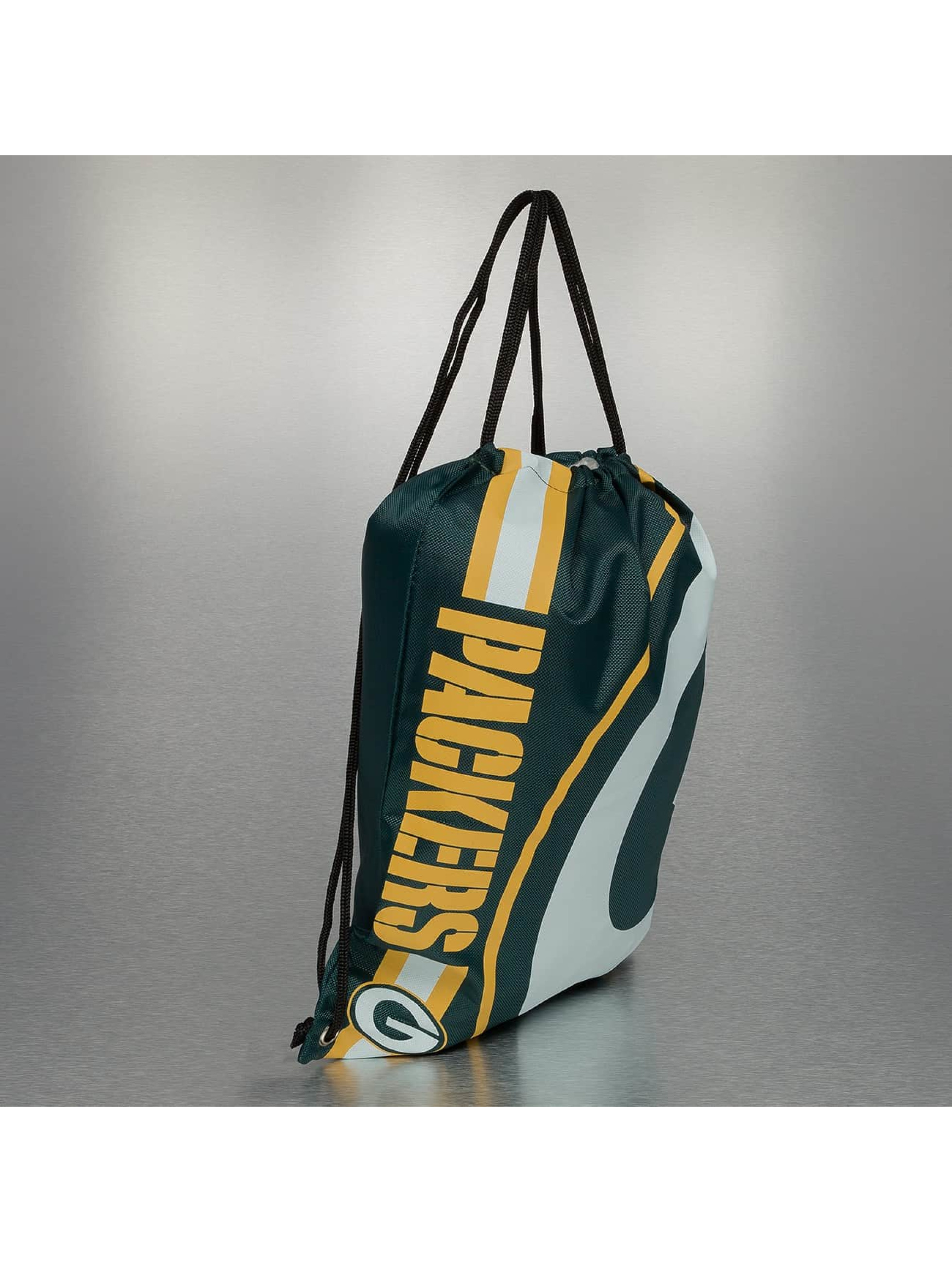 Forever Collectibles Shopper NFL Cropped Logo Green Bay Packers groen